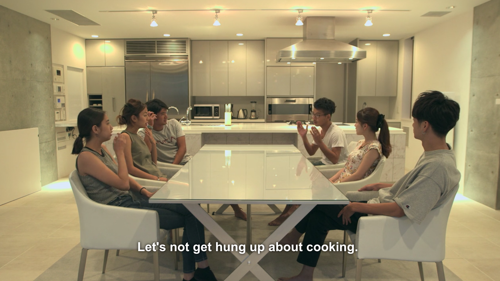 Terrace house fixes what s broken in reality tv polygon for Terrace house japan cast