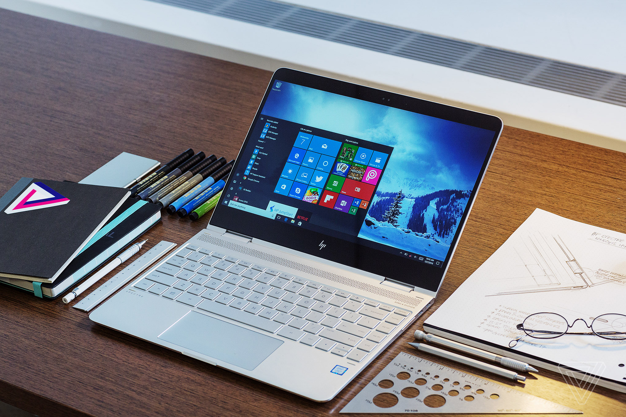 how to know screen resolution for hp x360