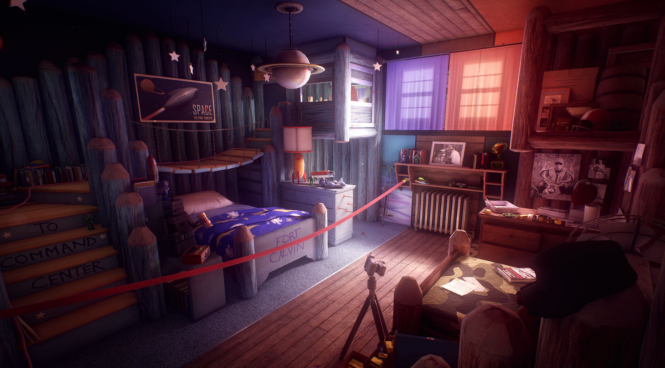 What Remains of Edith Finch - Calvin Finch
