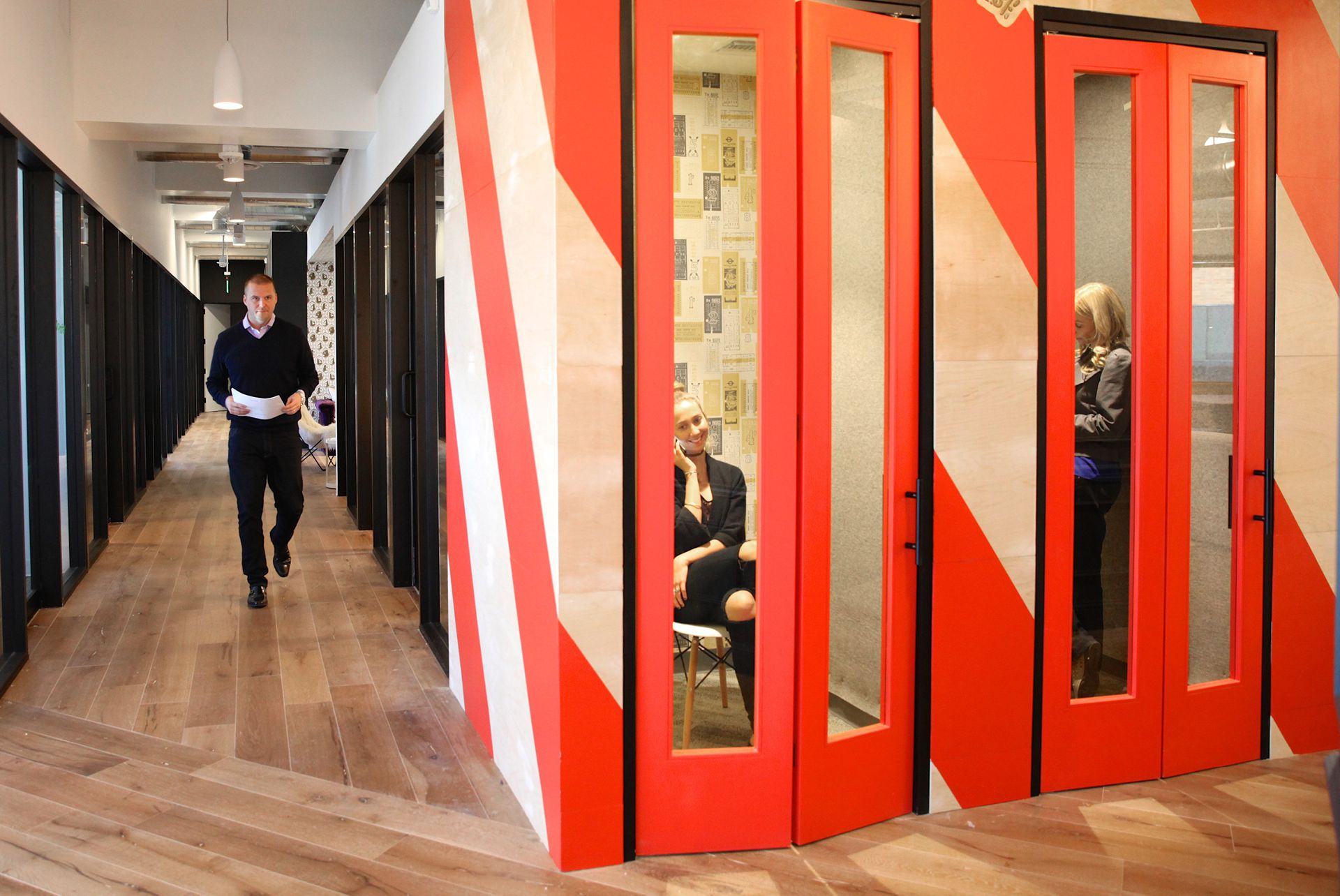 Growing coworking industry a constant in a shifting economy