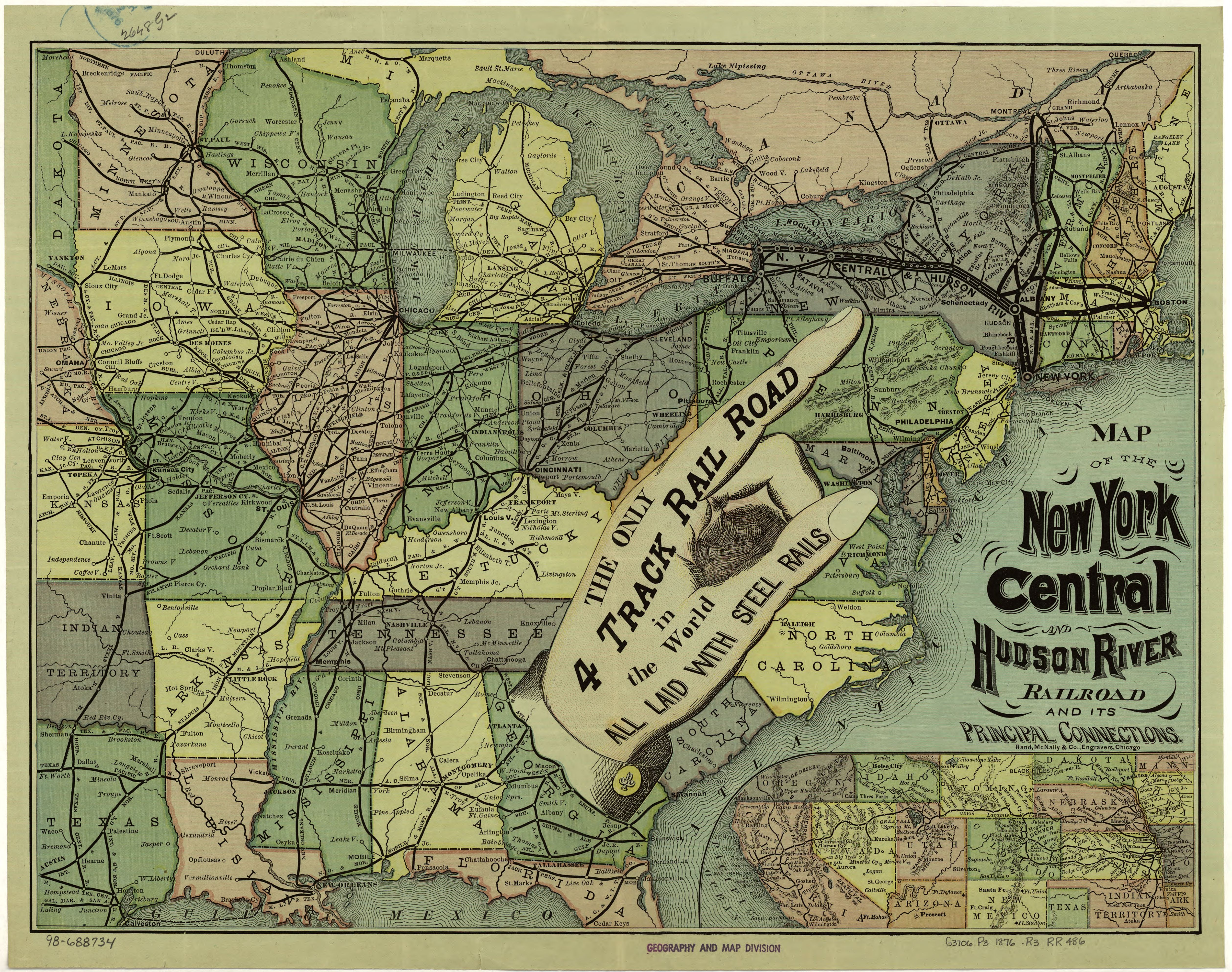 BLET Division  CORA Info Memphis Railroad Maps Chicago Lorg - Chicago map new york
