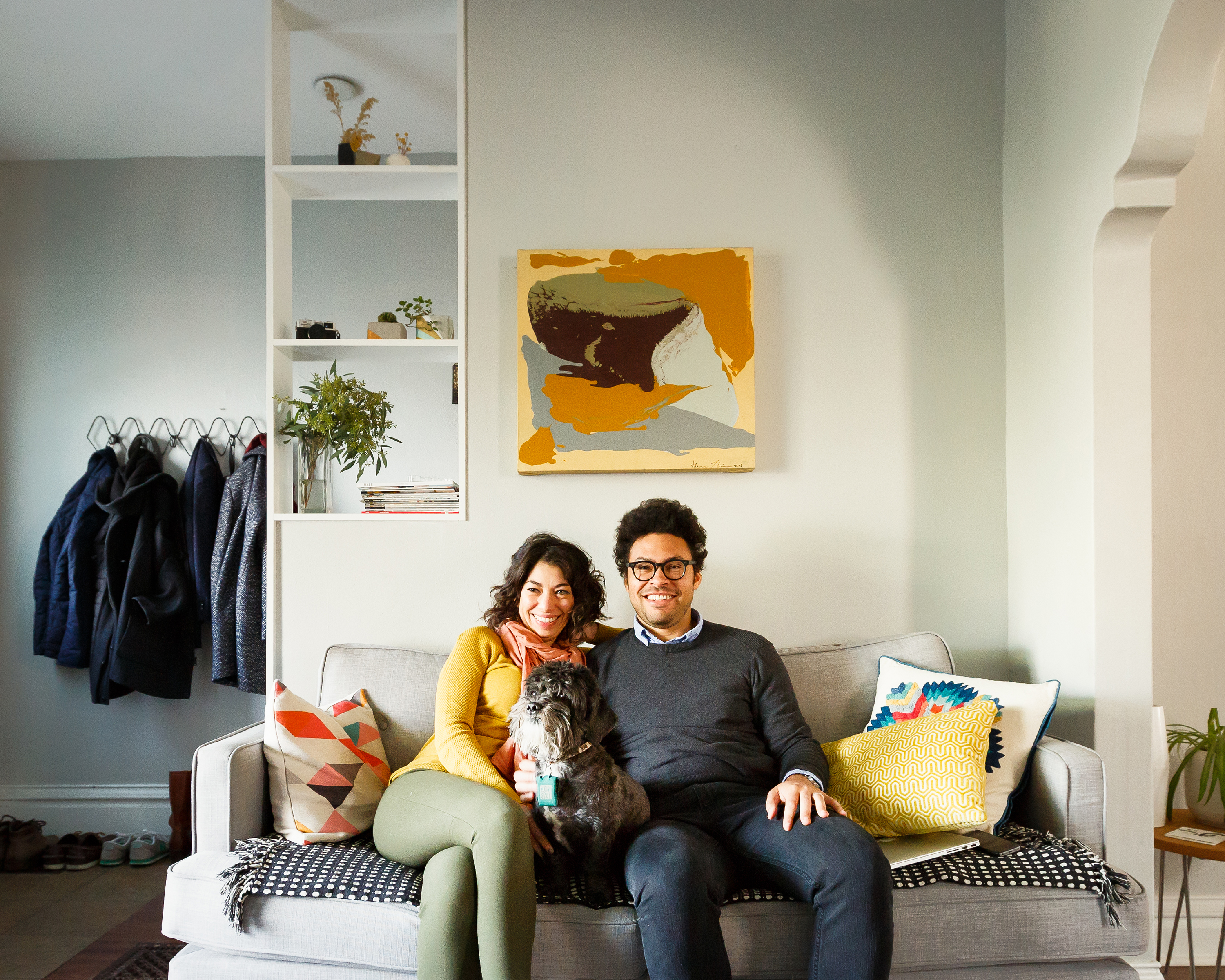 Architect Transforms Turn Of The Century Townhouse Into A