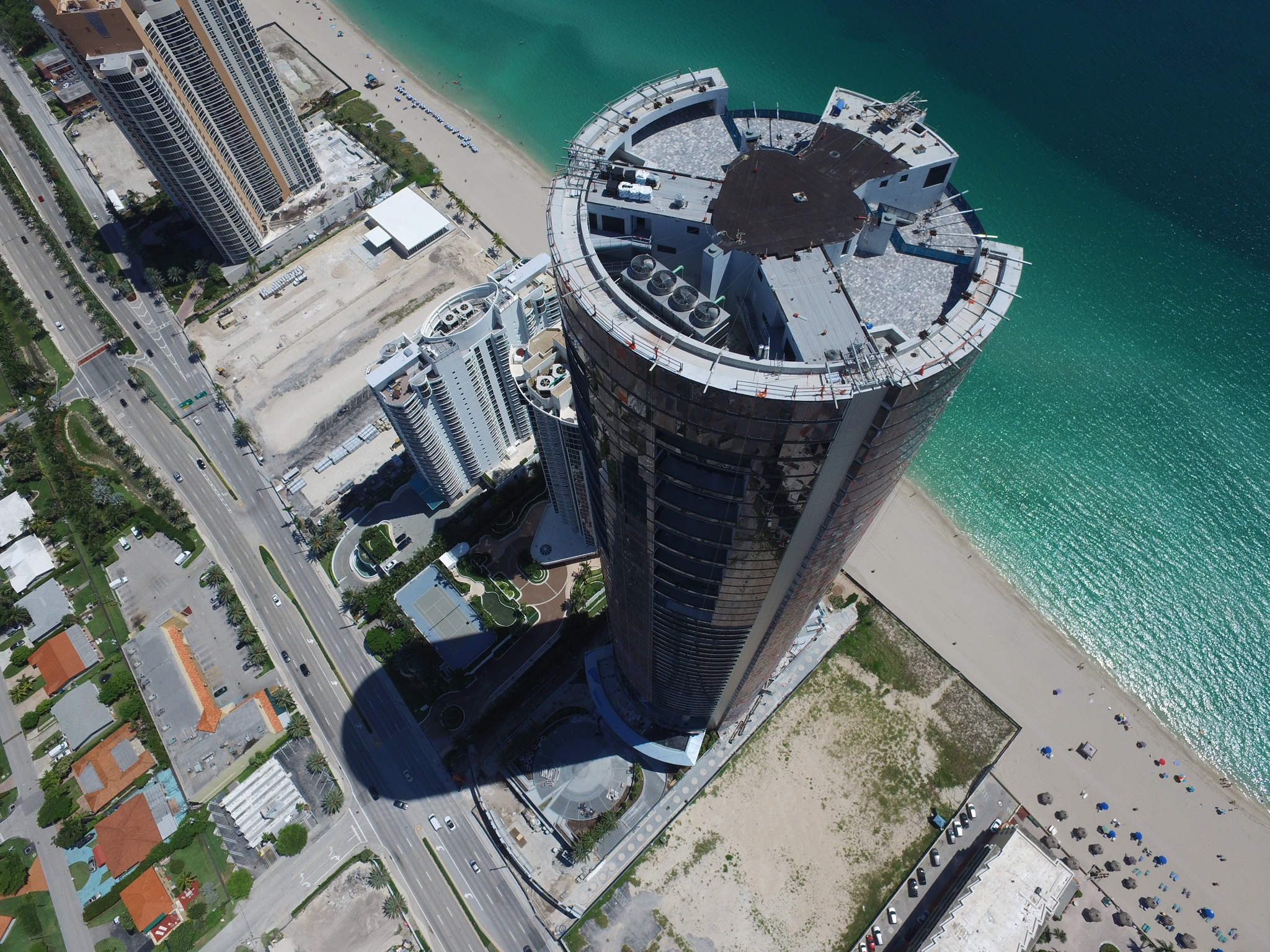Peek Inside And Above The New Porsche Design Tower