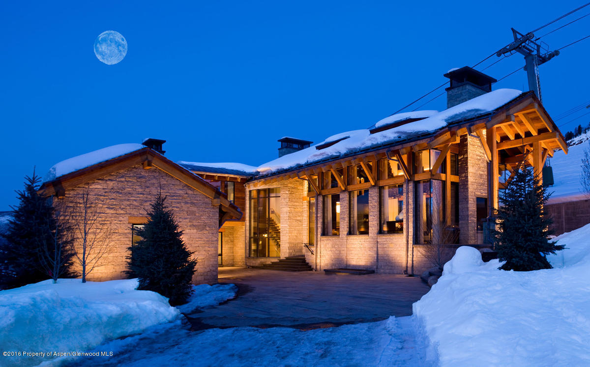 10 over the top ski homes for sale right now curbed for Aspen house