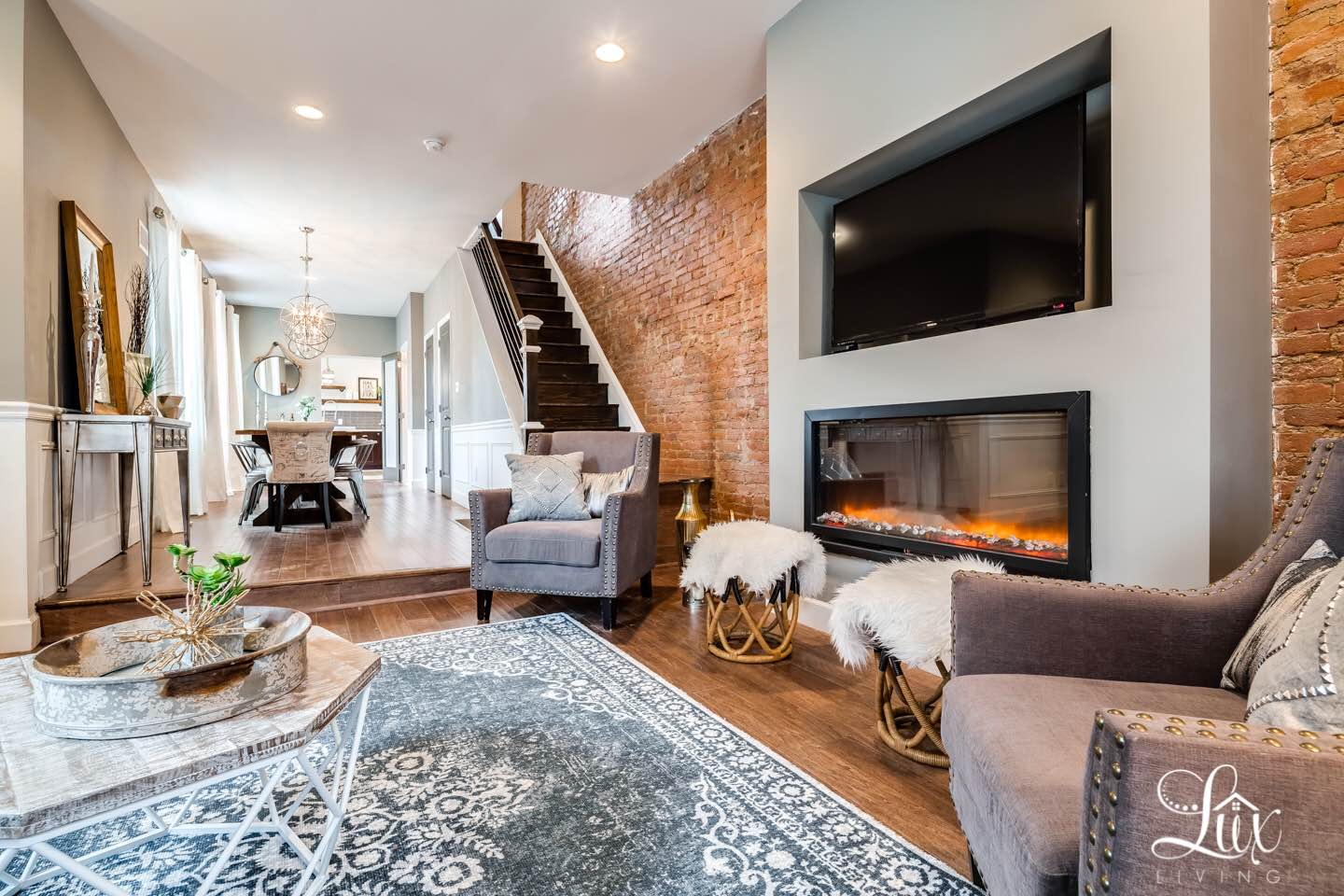 7 Philly homes for sale with lovely fireplaces - Curbed Philly