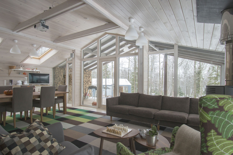 Modern Prefab Cabin Airy Modern Prefab Cabin Was Built For 80000 Curbed