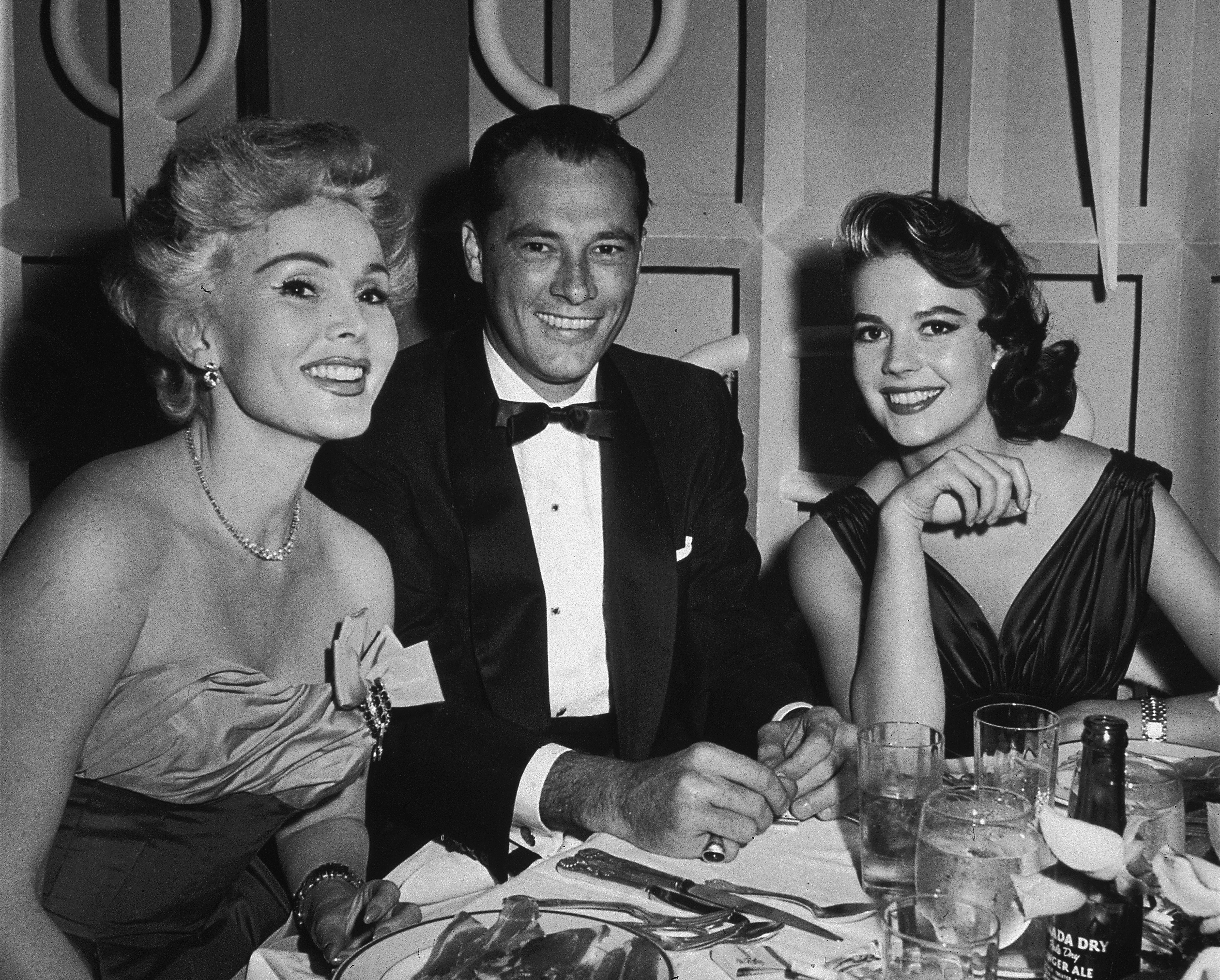 Zsa Zsa Gabor Quotes In Pictures Zsa Zsa Gabor's Most Glamorous Restaurant Photos  Eater
