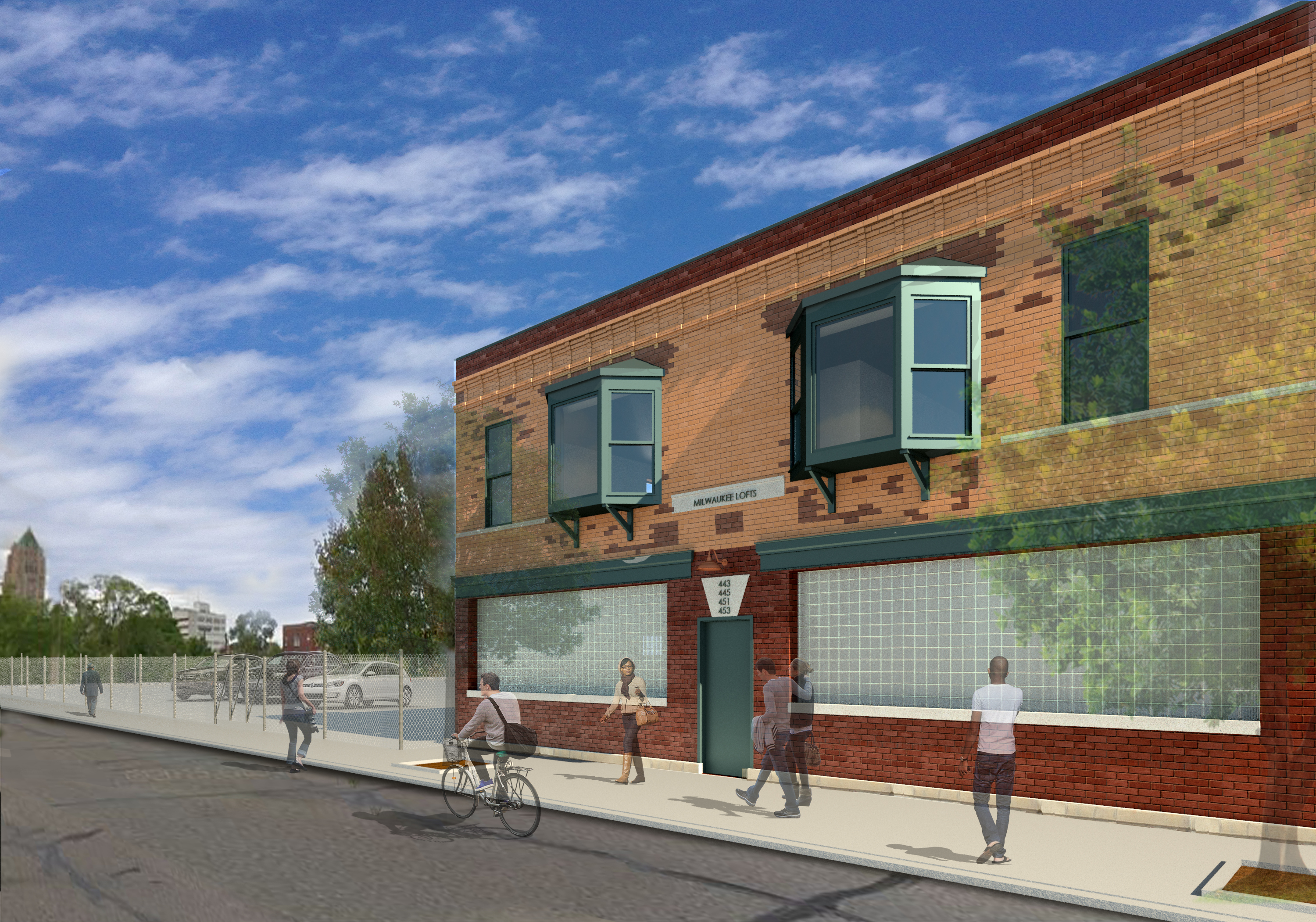 New Lofts Retail Space Planned For Milwaukee Junction Curbed Detroit