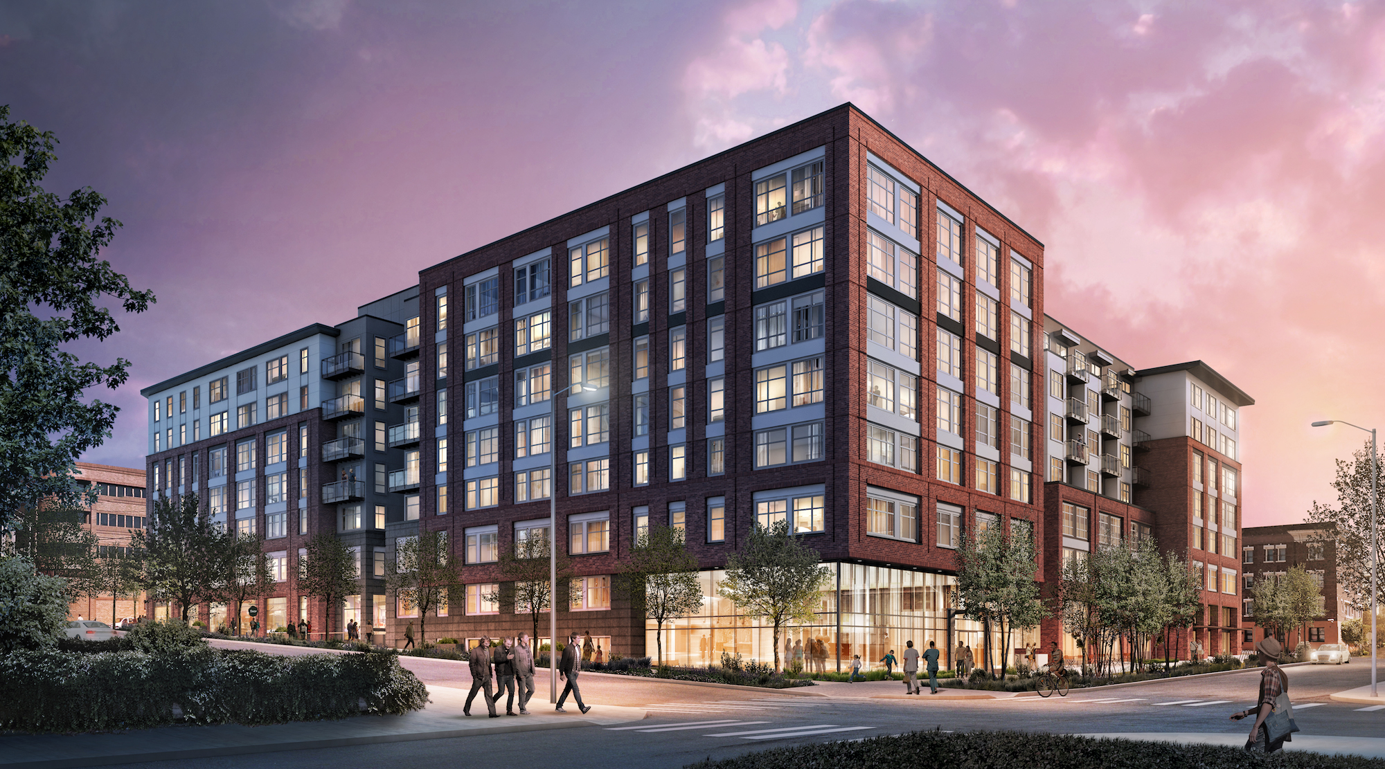 Two Broadstone Apartment Properties Commence Construction In First
