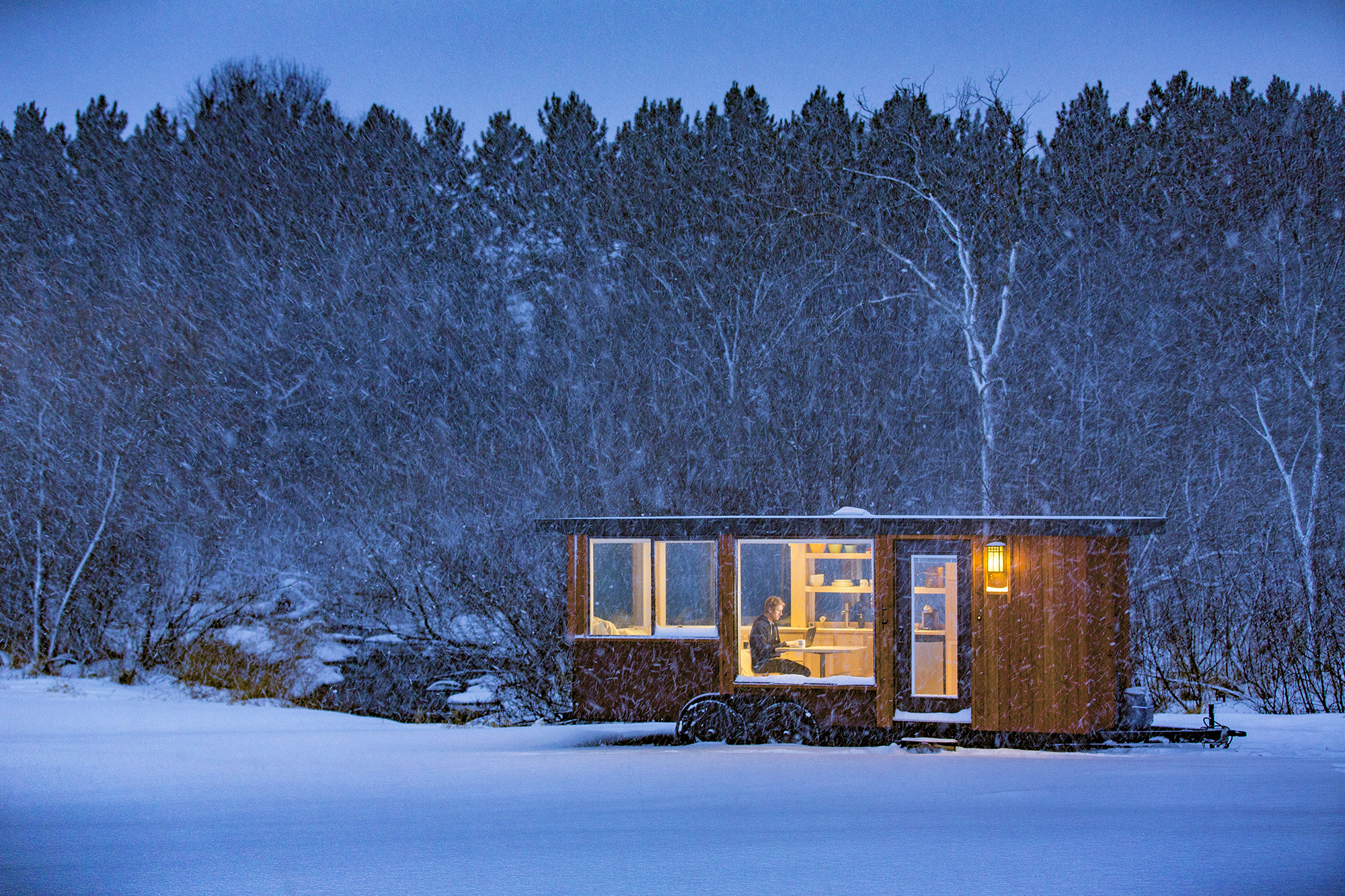 Tiny houses in 2016: more tricked-out and eco-friendly