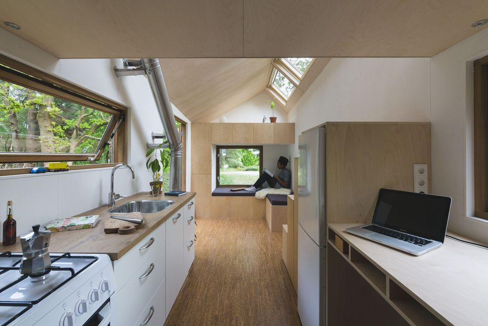 Tiny Home Designs: Tiny Houses In 2016: More Tricked-out And Eco-friendly