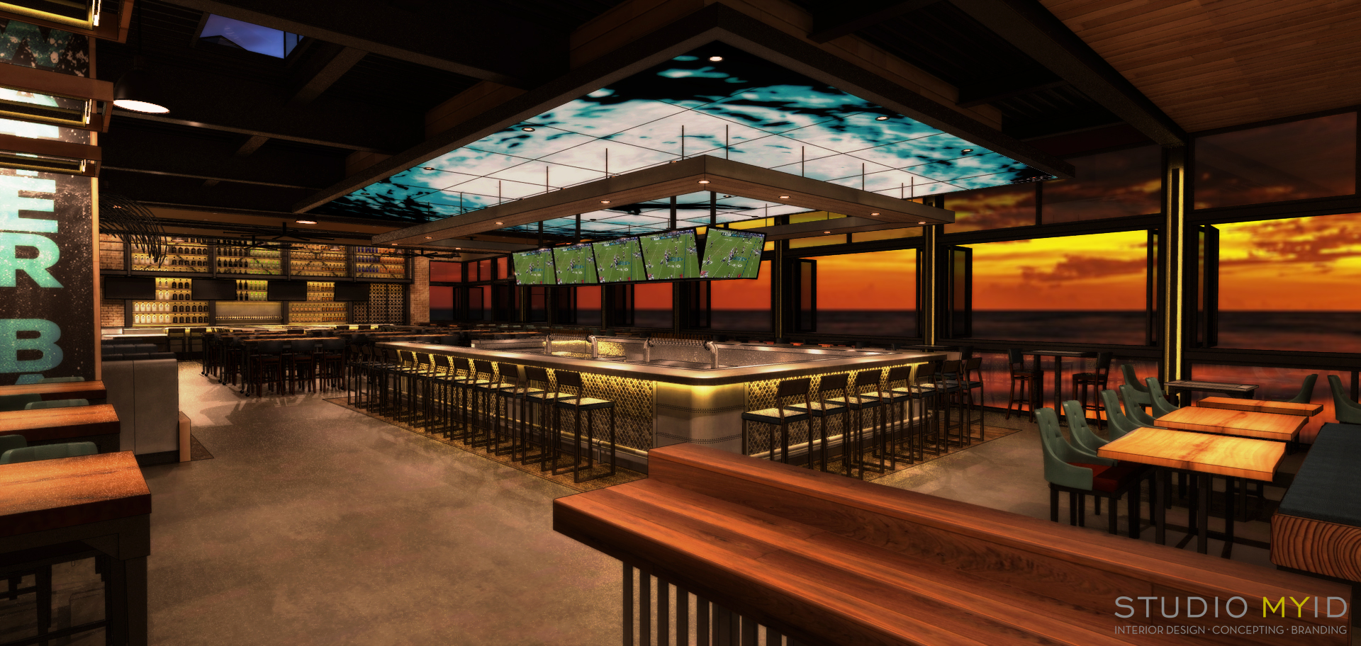 Oceanfront Waterbar Lands On Pacific Beach Boardwalk