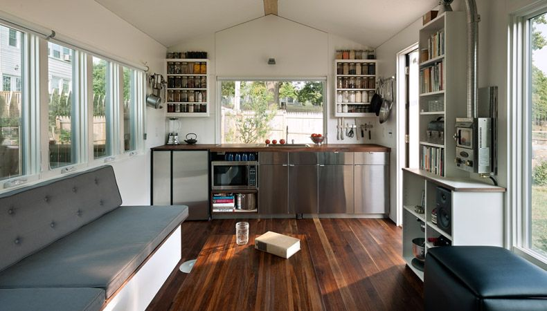 Tiny Modern House On Wheels 5 impressive tiny houses you can order right now - curbed