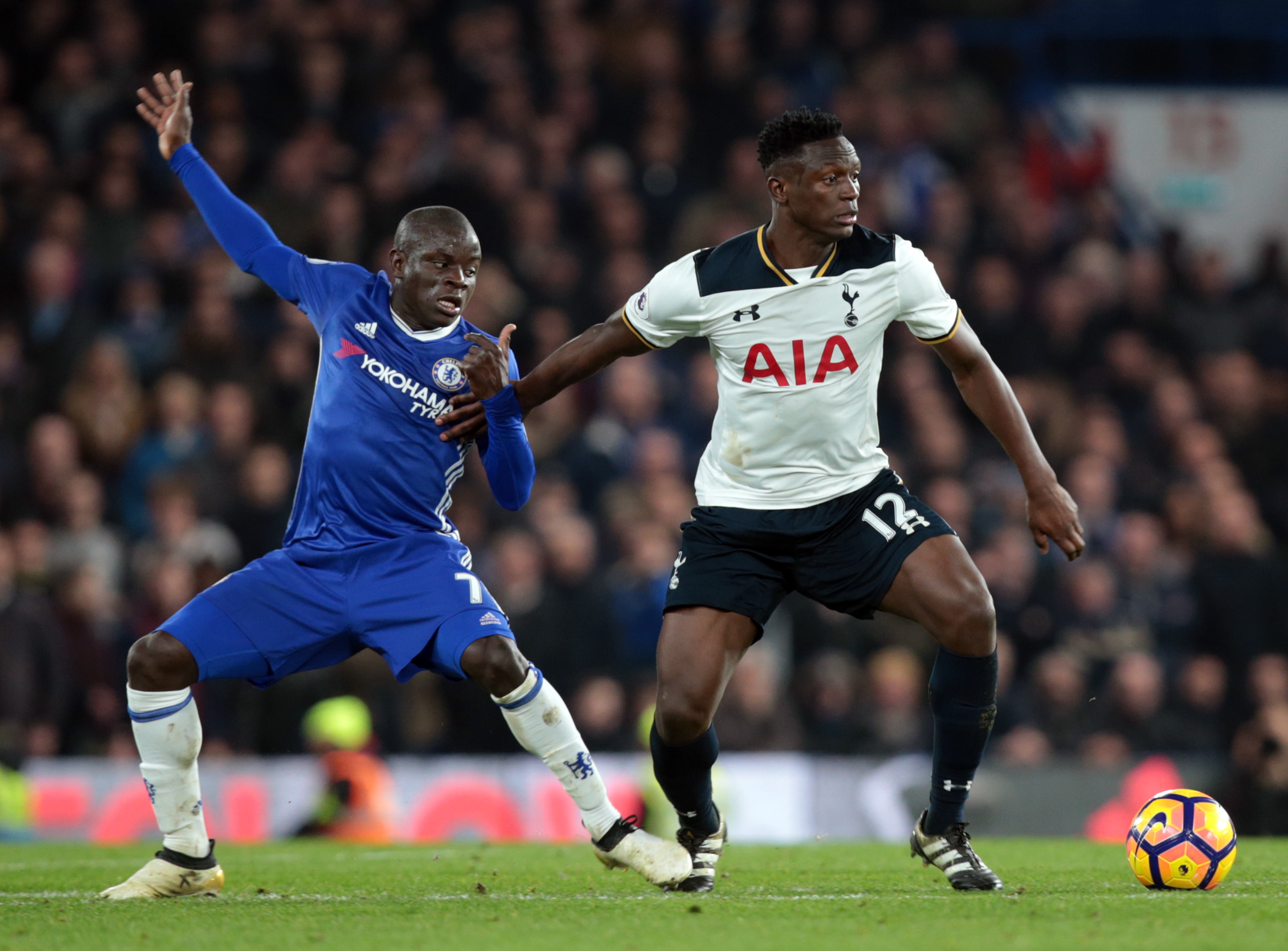 Tactics Tuesday How Victor Wanyama Changed Spurs Cartilage Free