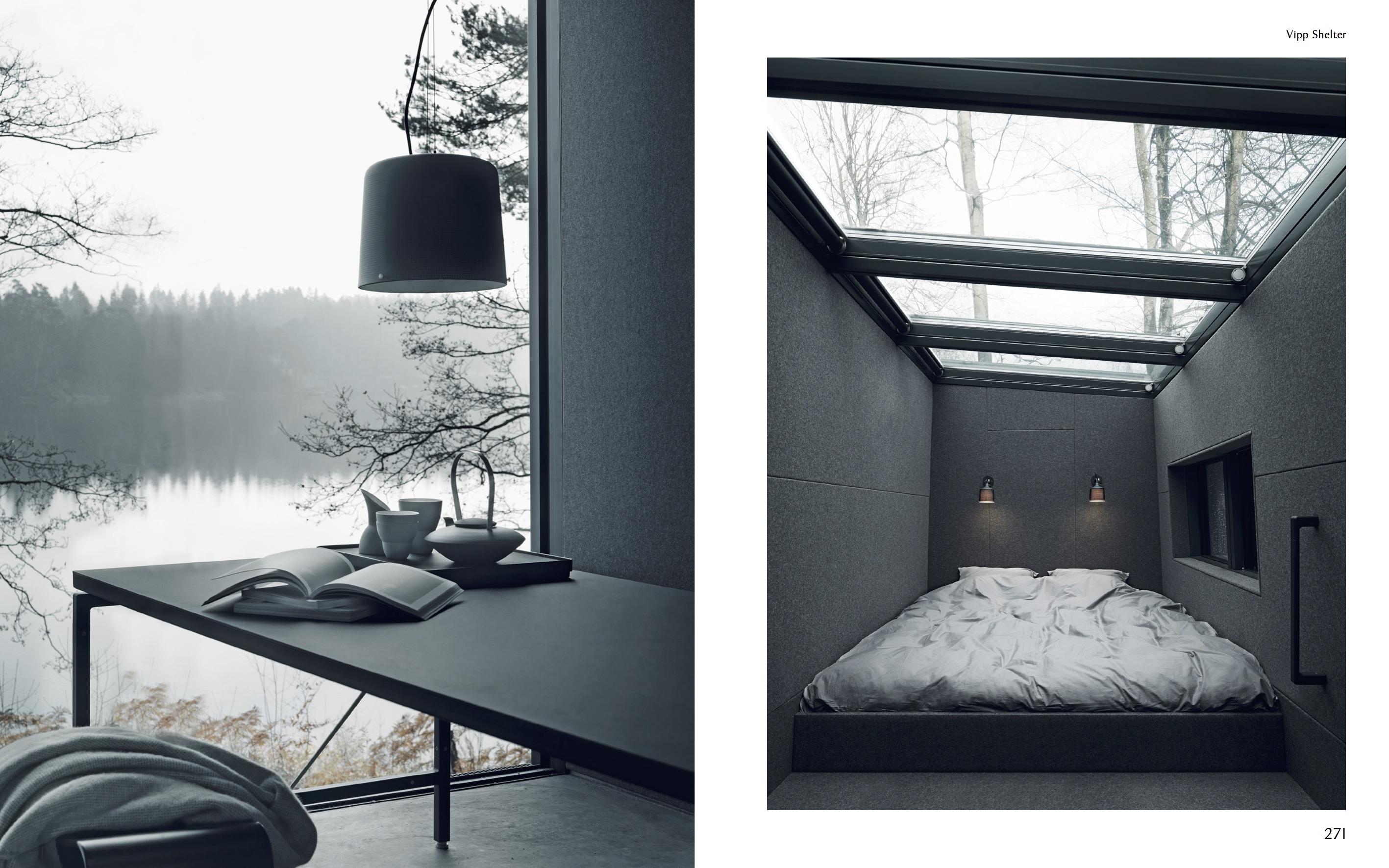 Scandinavian dreaming explores the tenets of nordic for Menu scandinavian home designs