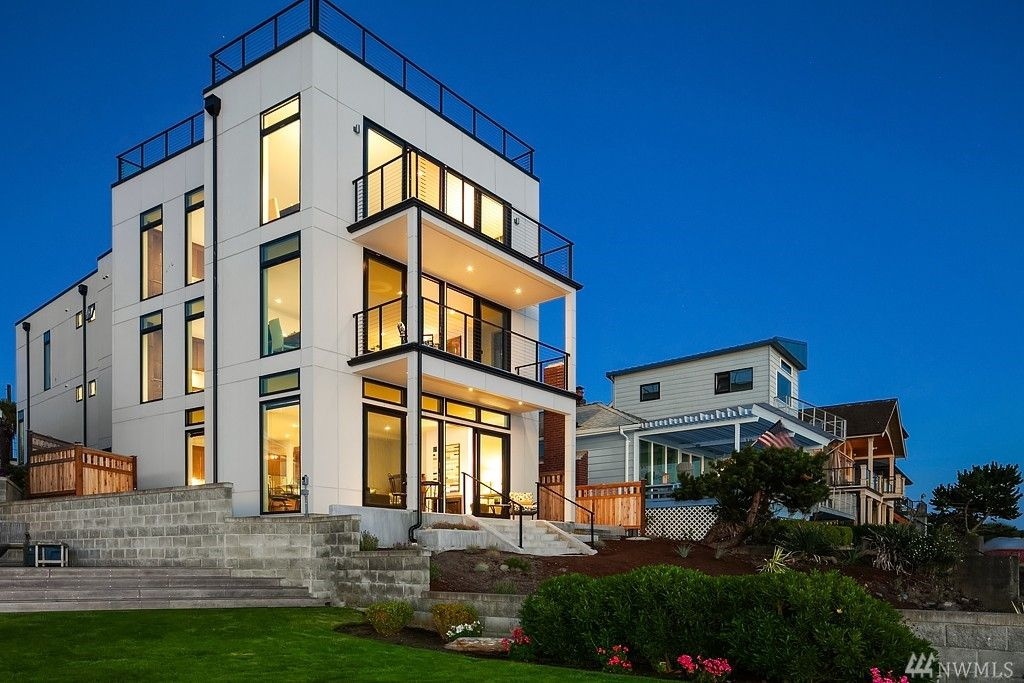 Seattle House Styles An Unofficial Tour Curbed Seattle