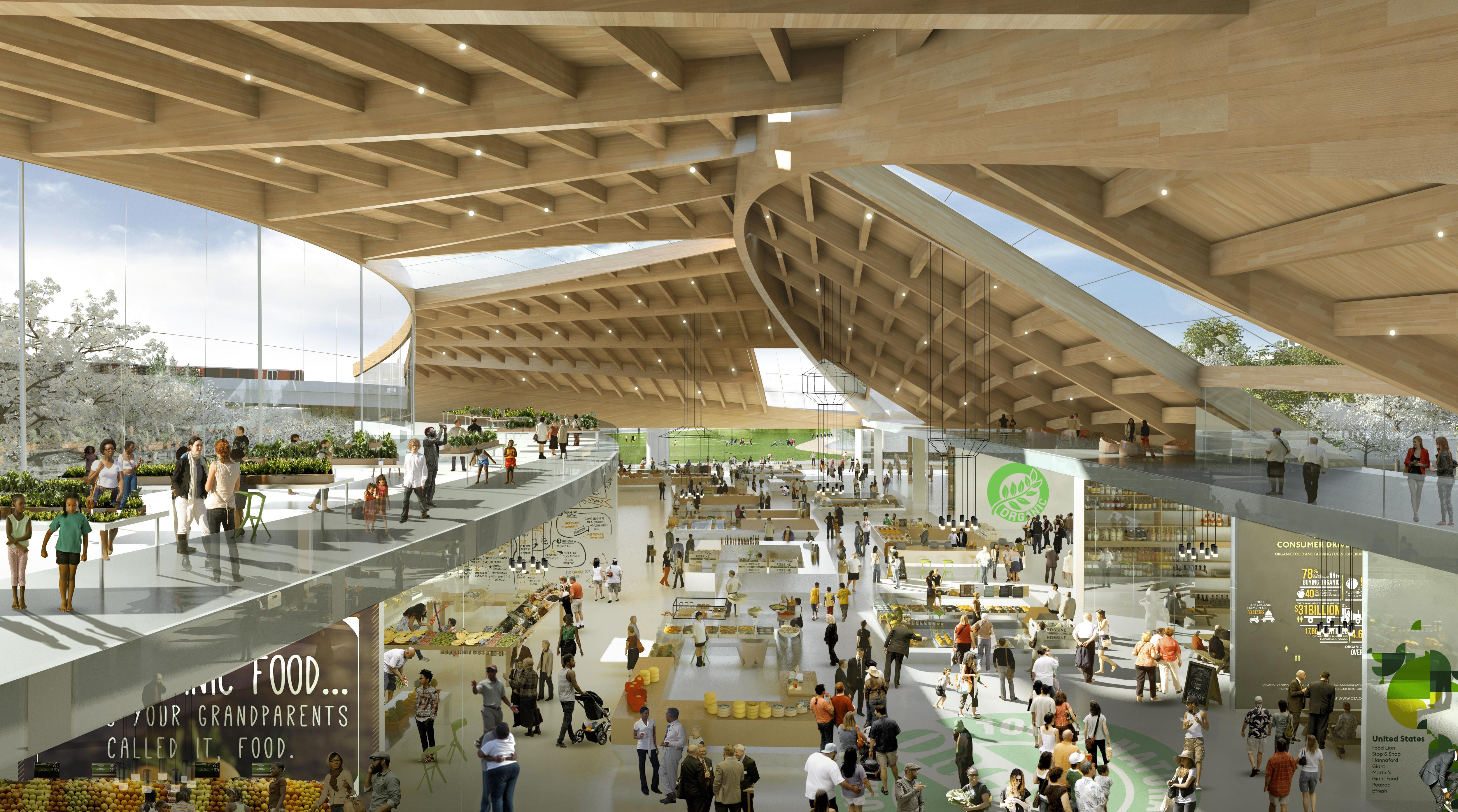 5 RFK Stadium community amenities to look forward to ...