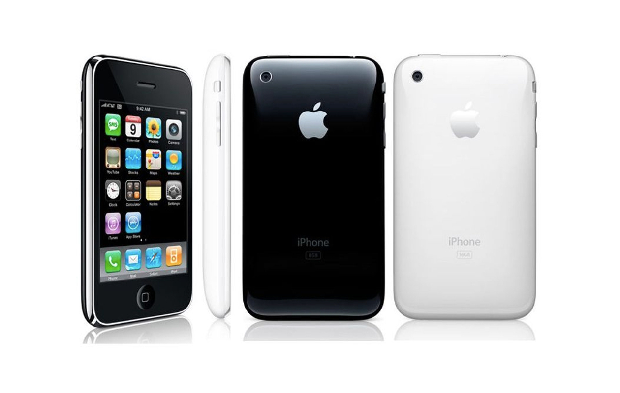 what year did the iphone come out the iphone turns 10 a visual history of apple s most 20576