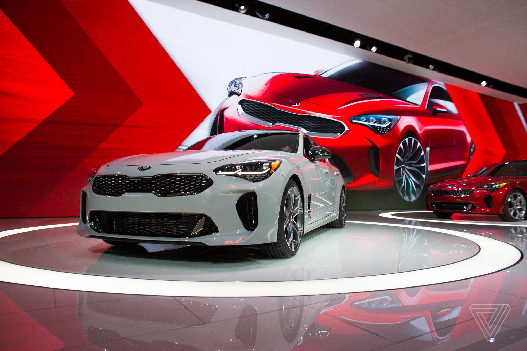 the kia stinger is a sports sedan that sizzles in a sea of practical production cars