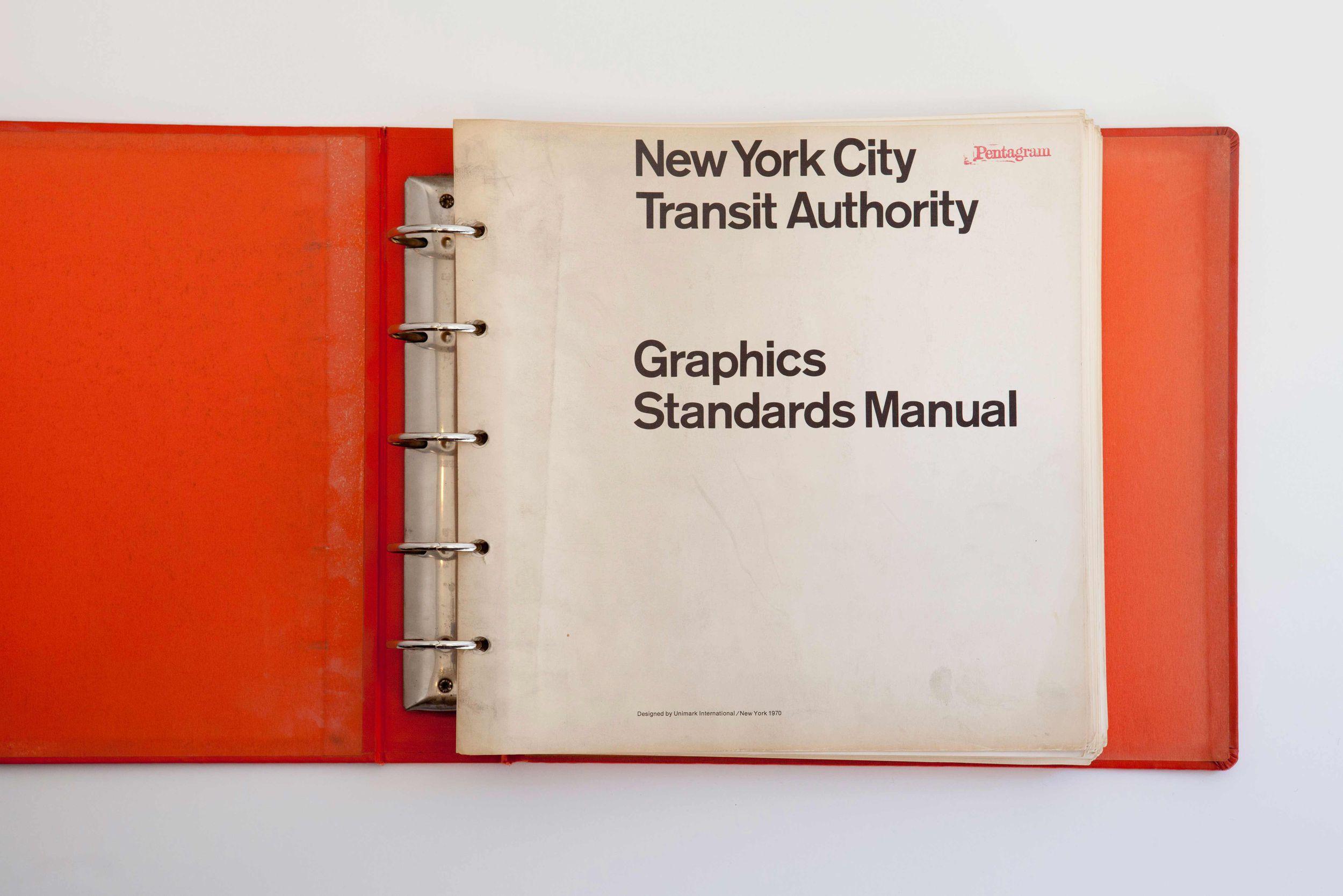 Massimo Vignelli's enduring NYC subway legacy