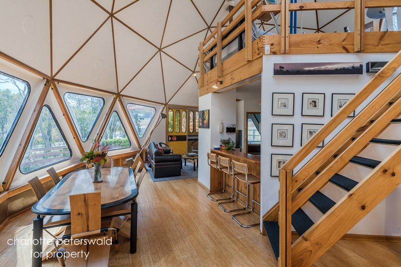 This S Dome Home Compound In Australia Is Simply Incredible - Interior design dome home