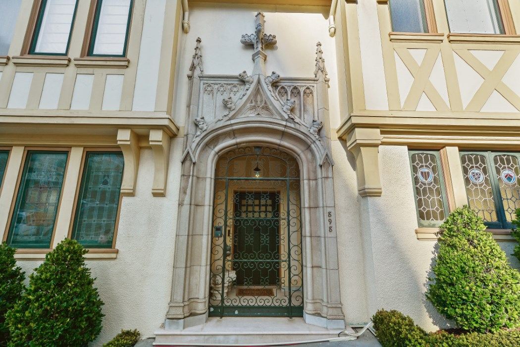 Gothic Tudor Mansion Once Owned By Nicholas Cage Asks