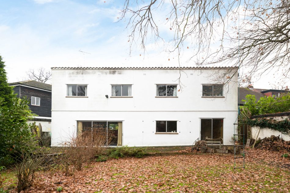 Art Deco Home With Original Details And A Turret Can Be
