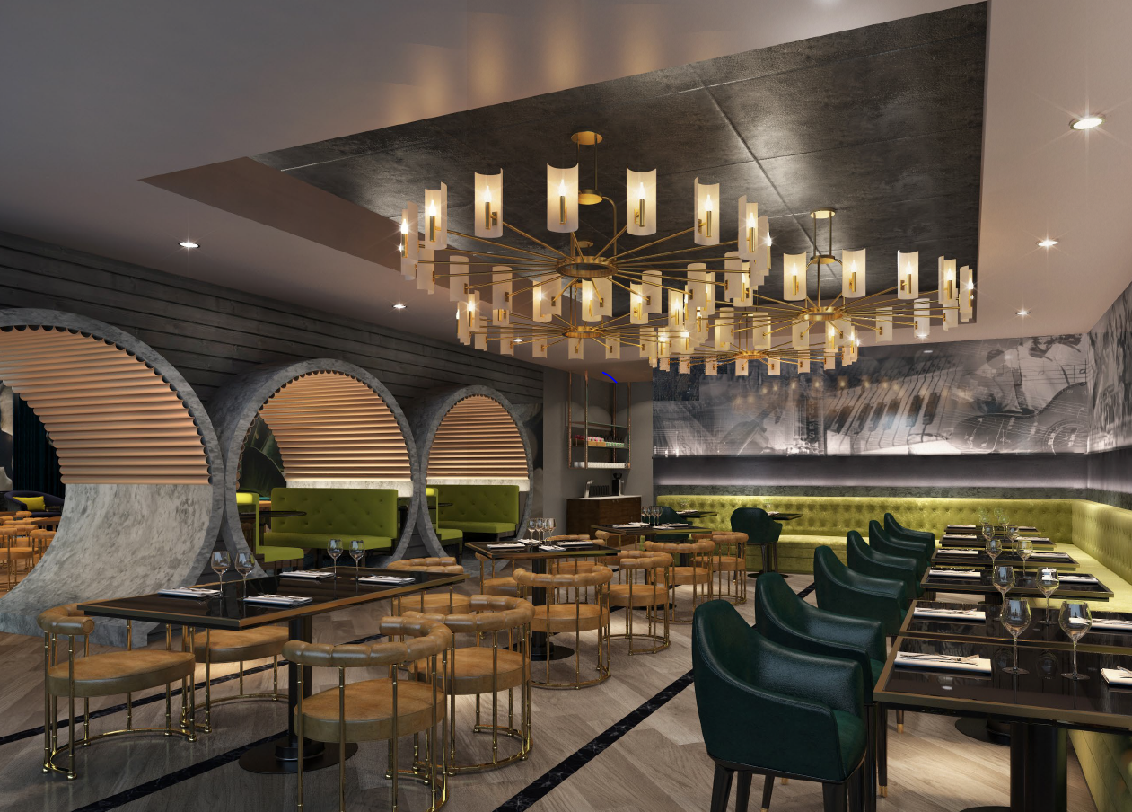 First Look Inside The Cool Hotel Indigo At DTLAs Metropolis Megaproject