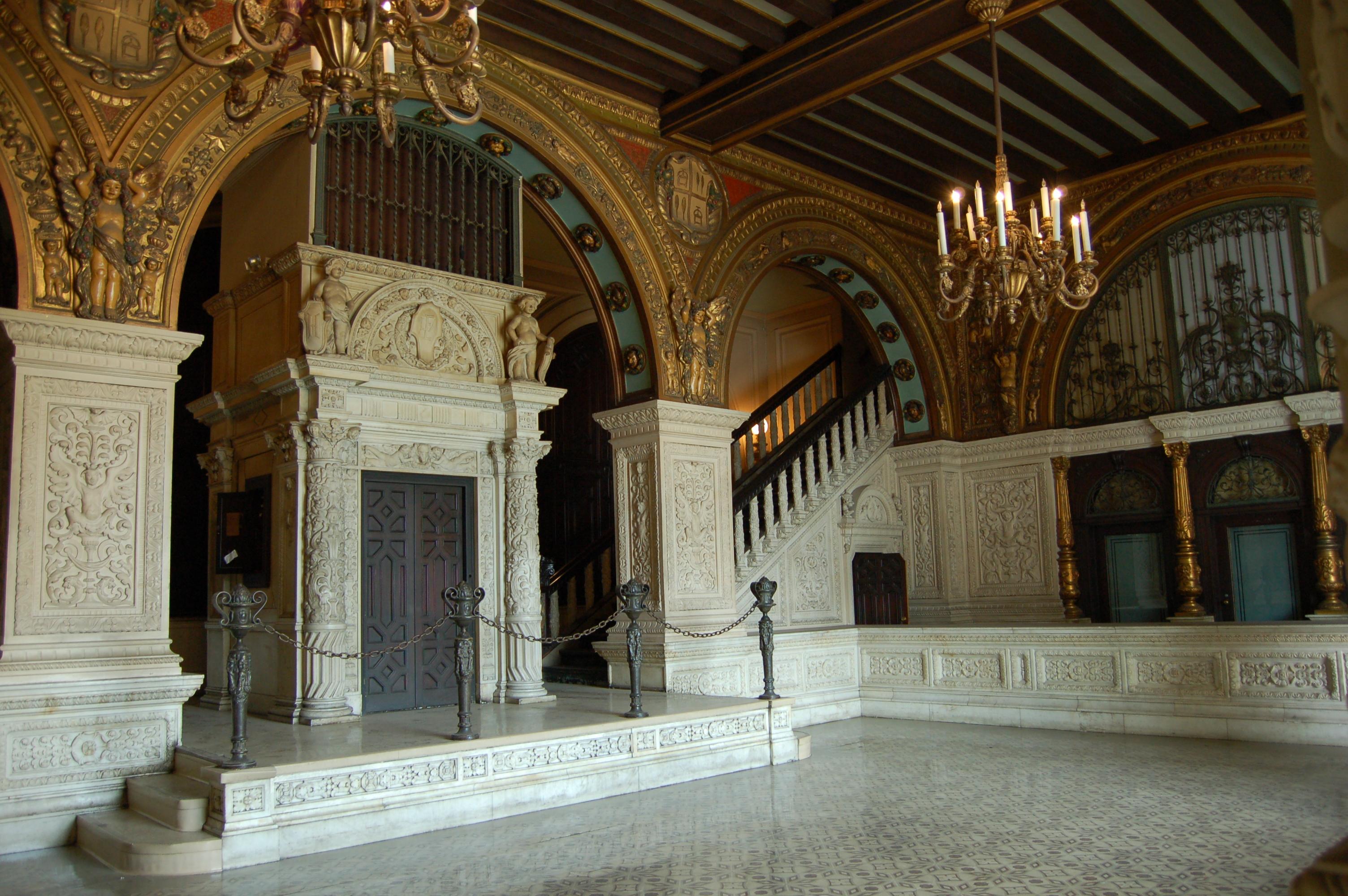 Renovation Of Julia Morgan S Ornate Herald Examiner