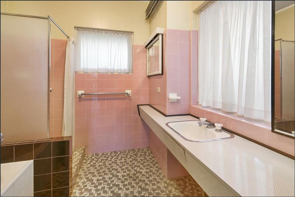 Bathroom Windows For Sale Brisbane charming midcentury time capsule with glorious views is up for