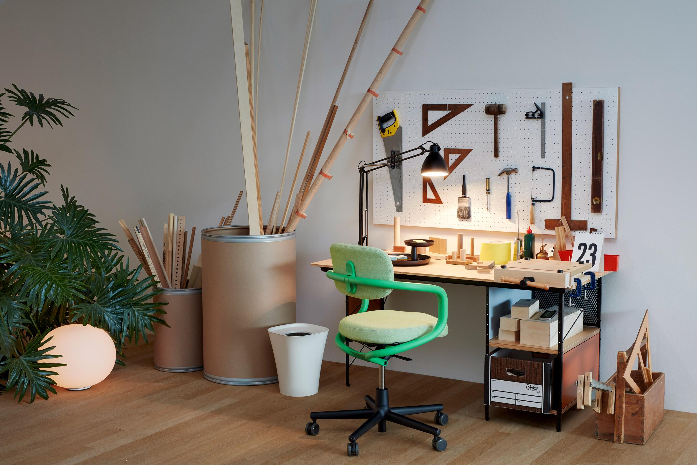 British Designer Jasper Morrison Creates Perfect Artistu0027s Studio For  VitraHaus