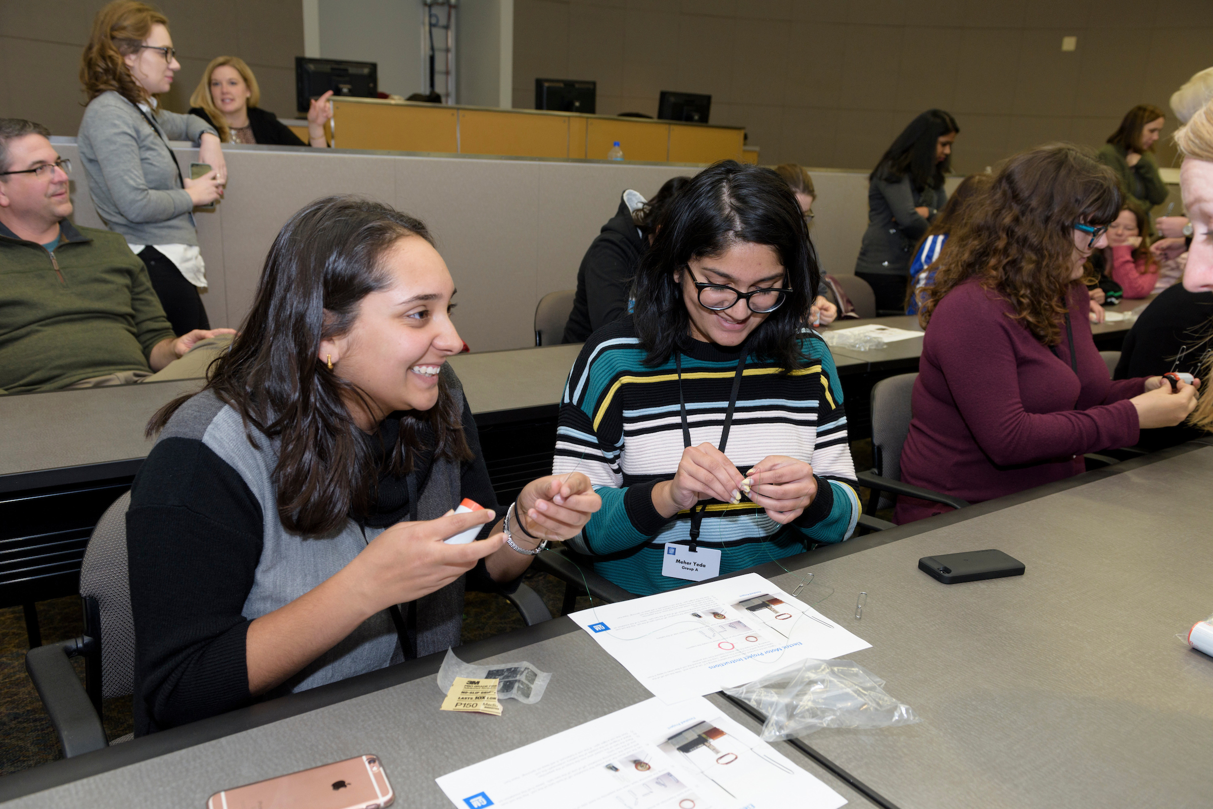 GM launches partnership with Girls Who Code