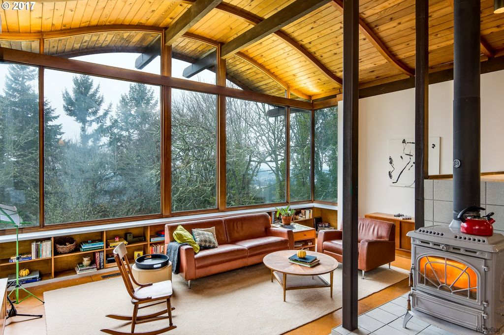 Dreamy Midcentury Home Inspired By Flight Asks 480K