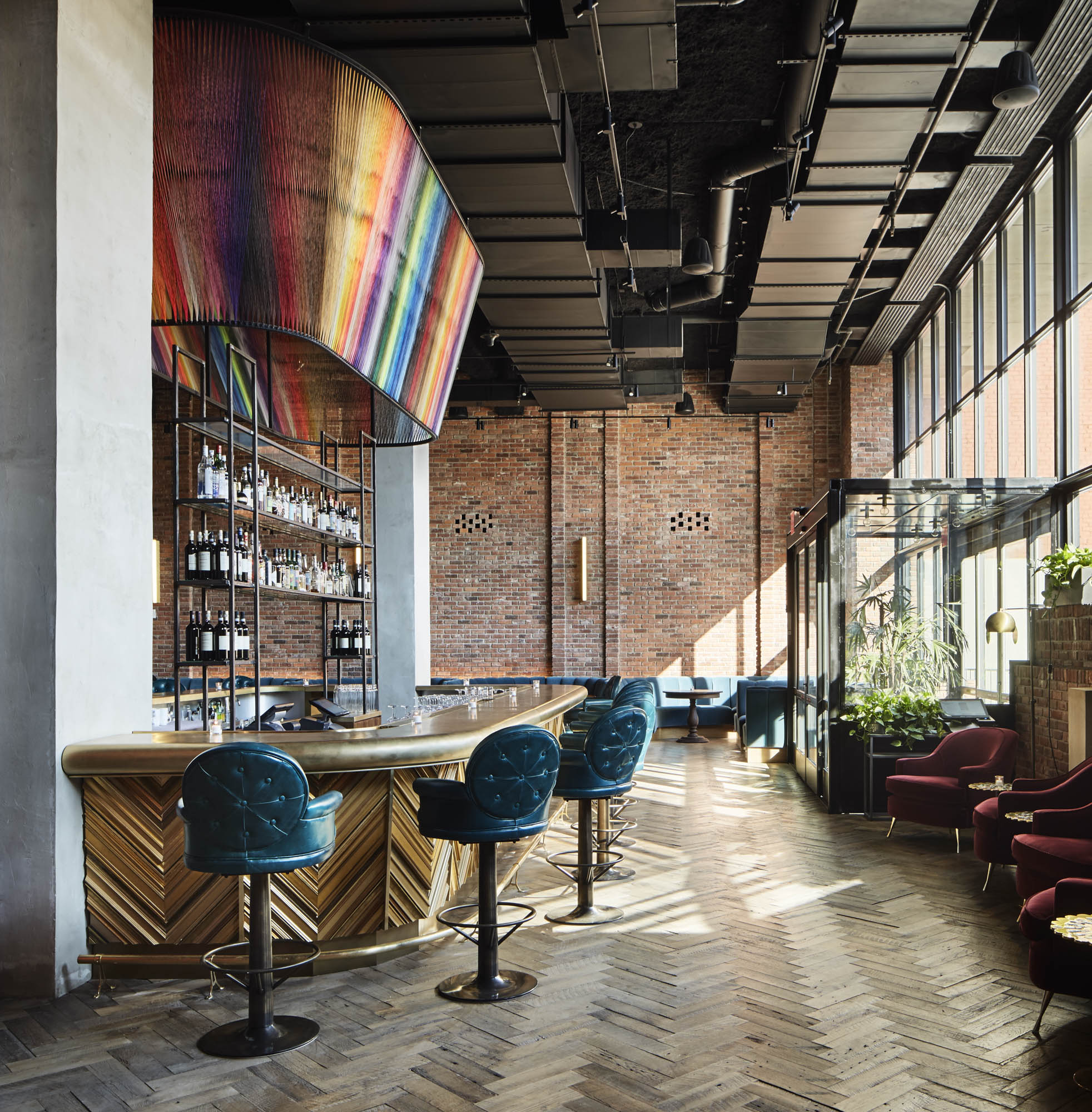 Williamsburg's newest hotel is now open