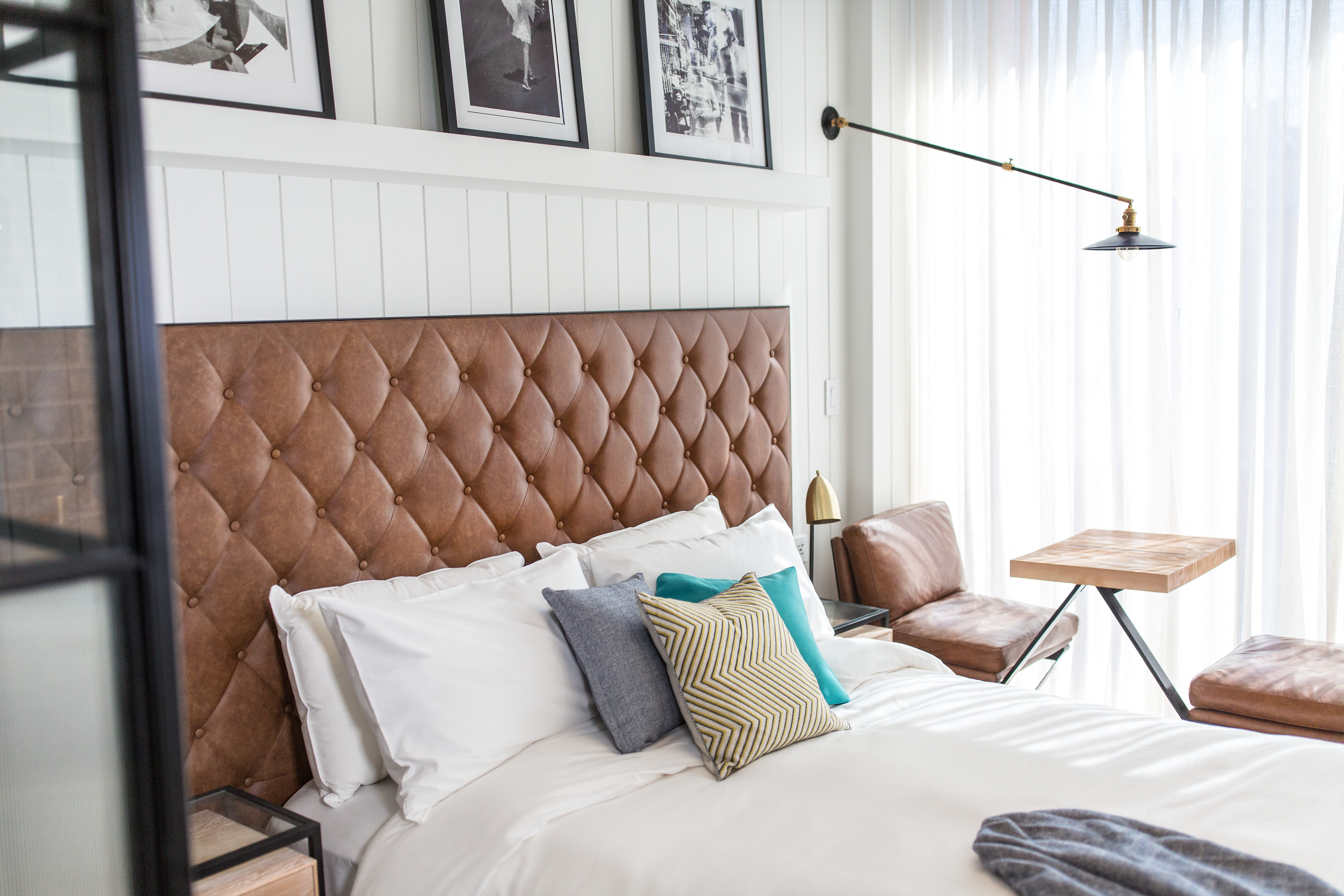 The Opening Of Williamsburg Hotel Follows Close On Heels Another Flashy In Neighborhood William Vale Which Welcomed Its