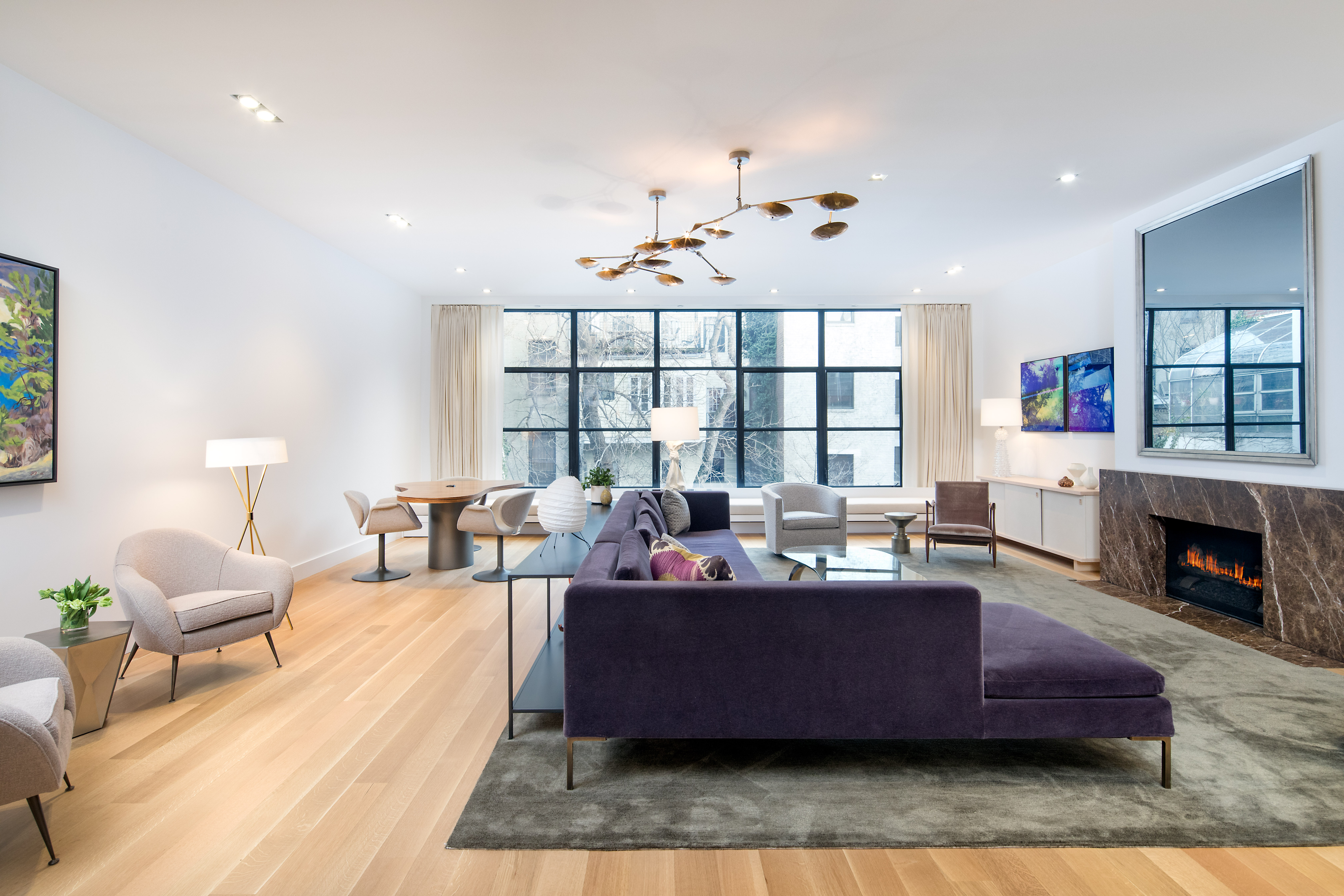 Brooklyn Heights Carriage House Is An 115M Pseudo Suburban Dream
