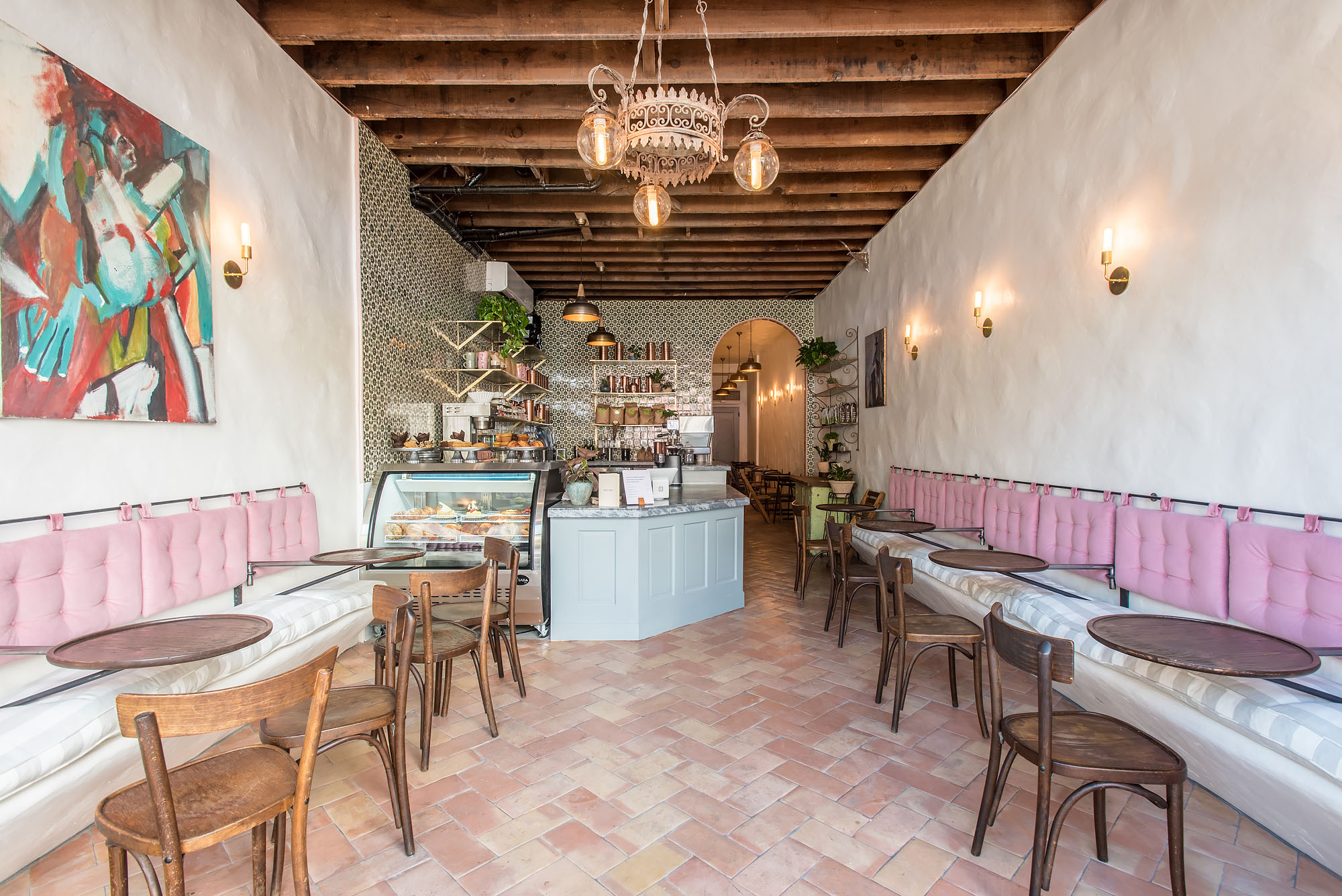 bardonna goes continental casual in silver lake - eater la