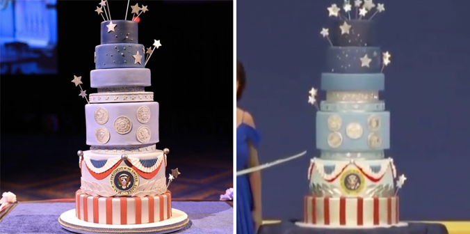 Trump S Inauguration Cake Duff Goldman