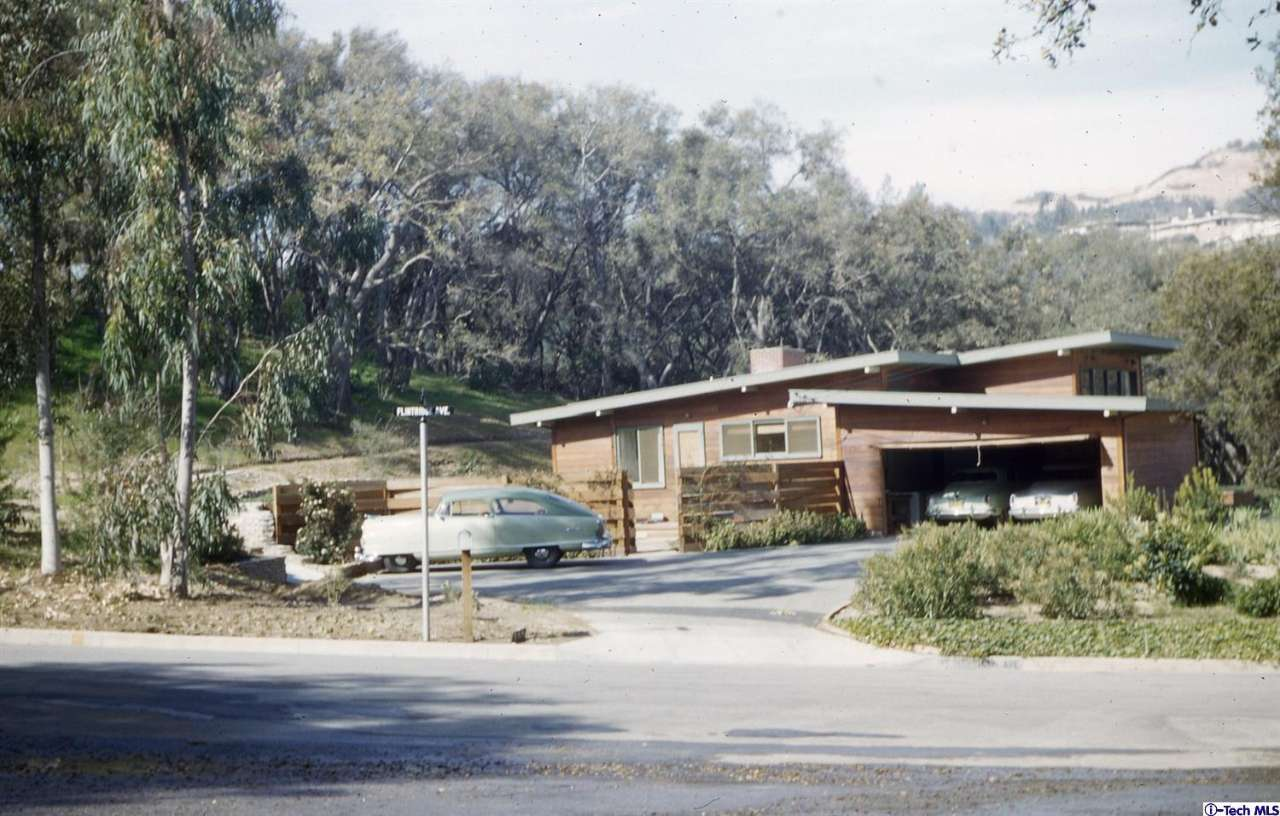 Historic Light Filled Midcentury Once Home To Disney