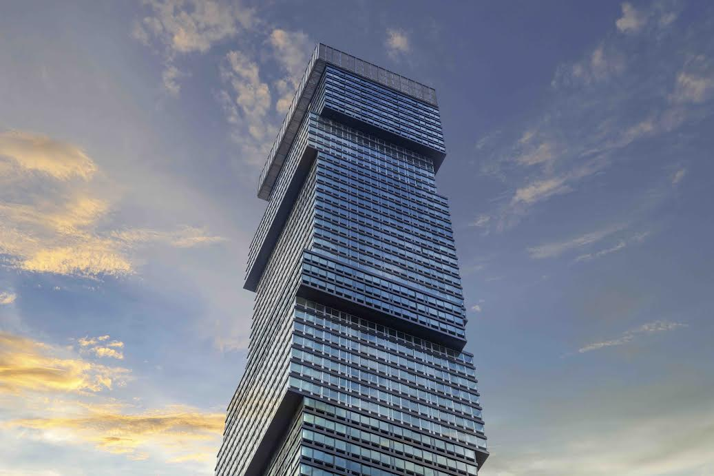 Urby S Jersey City Skyscraper Set To Begin Renting Its
