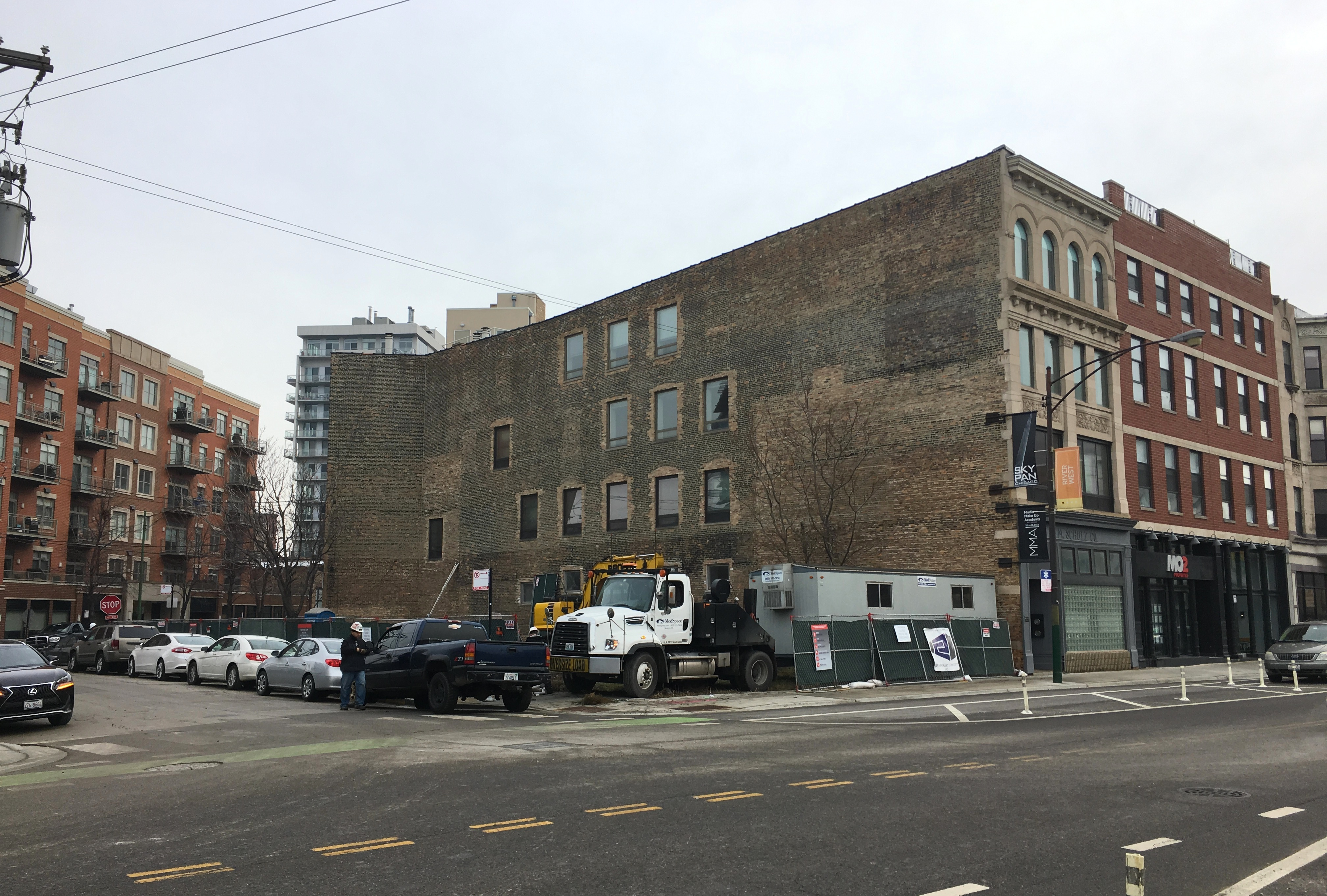 25 new apartments ing to Milwaukee Avenue Curbed Chicago