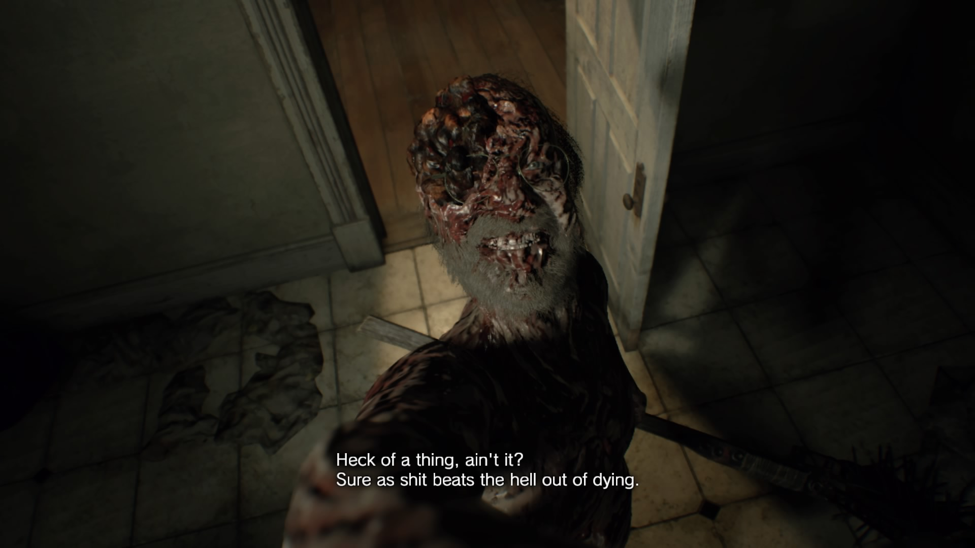 Resident Evil 7 Guide And Walkthrough 2 3 Jack S Back And