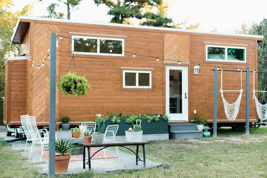 5 tiny houses we loved this week from a Craftsman stunner to a