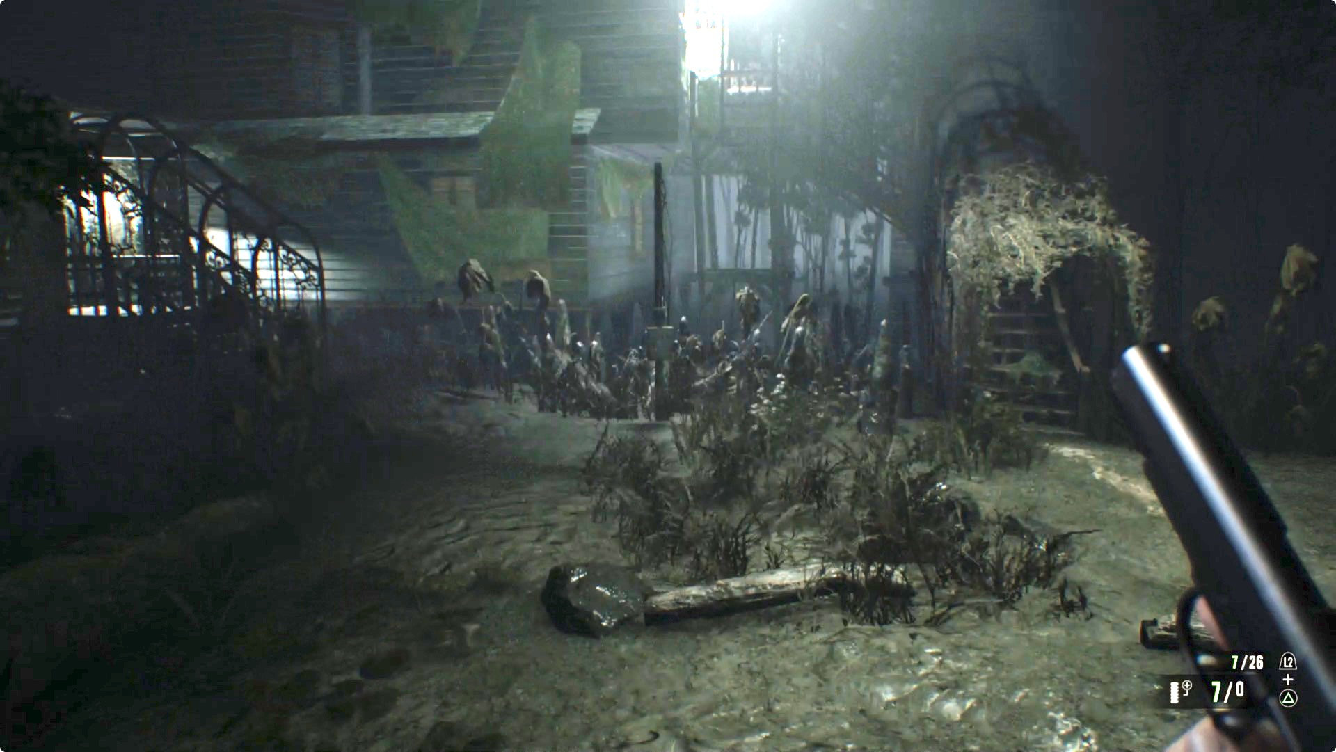 Resident Evil 7 Guide And Walkthrough 3 3 The Greenhouse