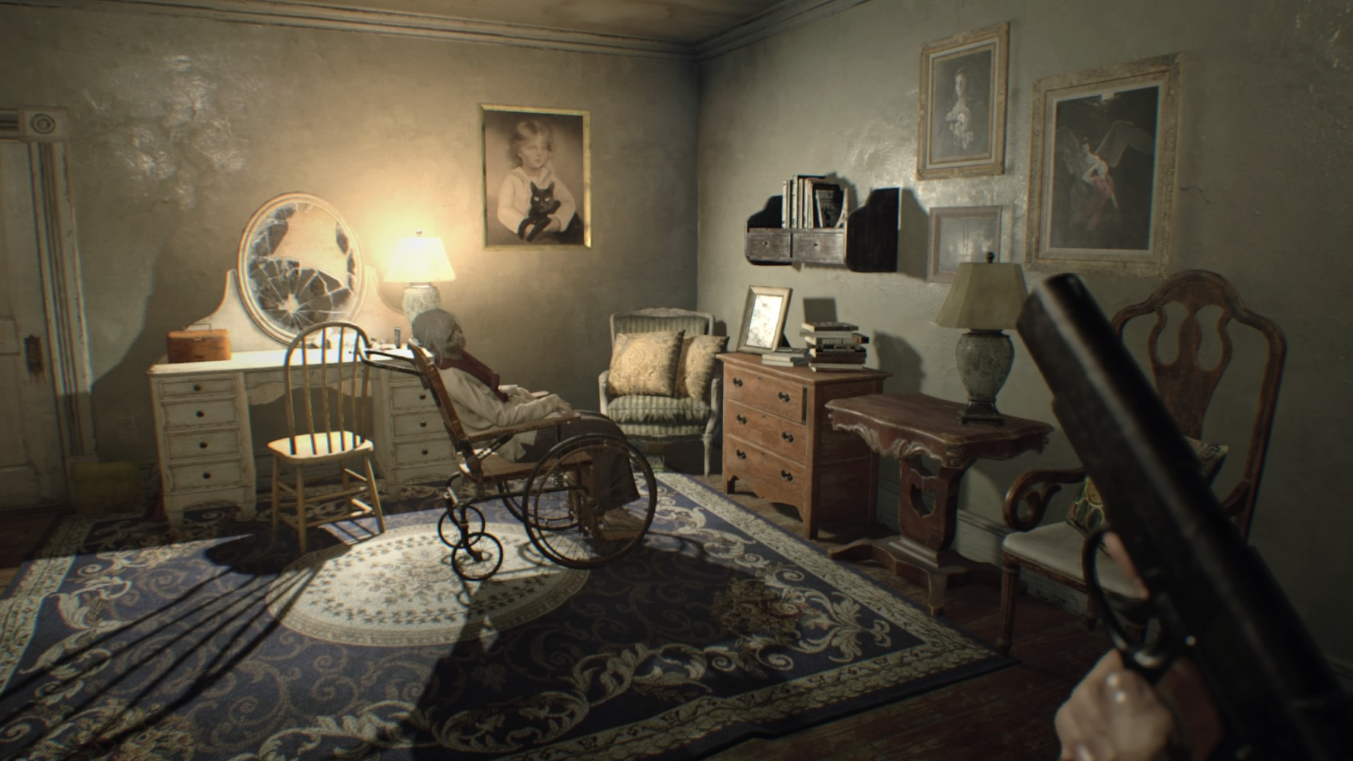 Resident Evil 7 Guide And Walkthrough 4 1 Dissection Room Master Bedroom Lucas Room Attic