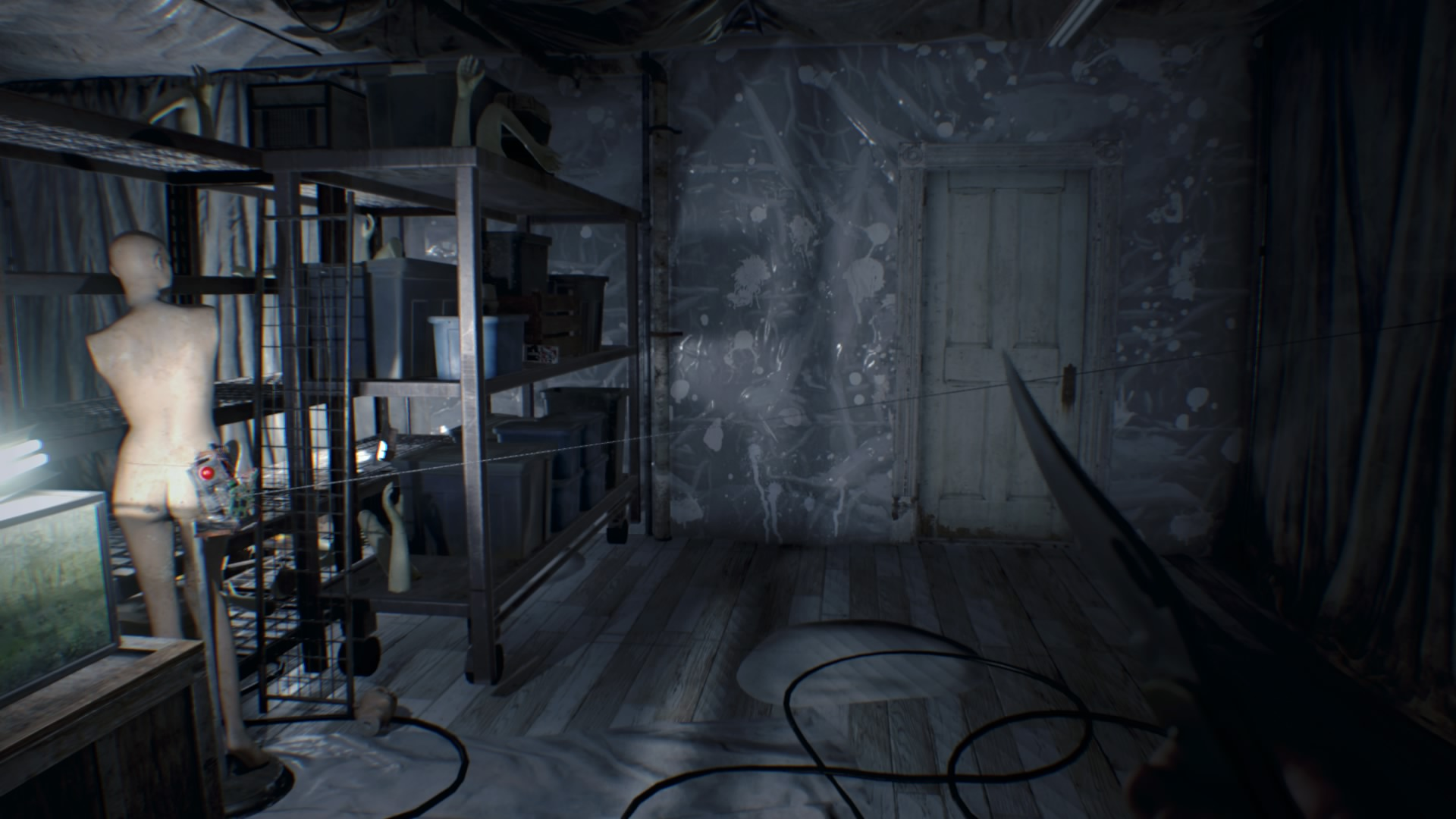 Resident Evil  Where Is Lucas S Room