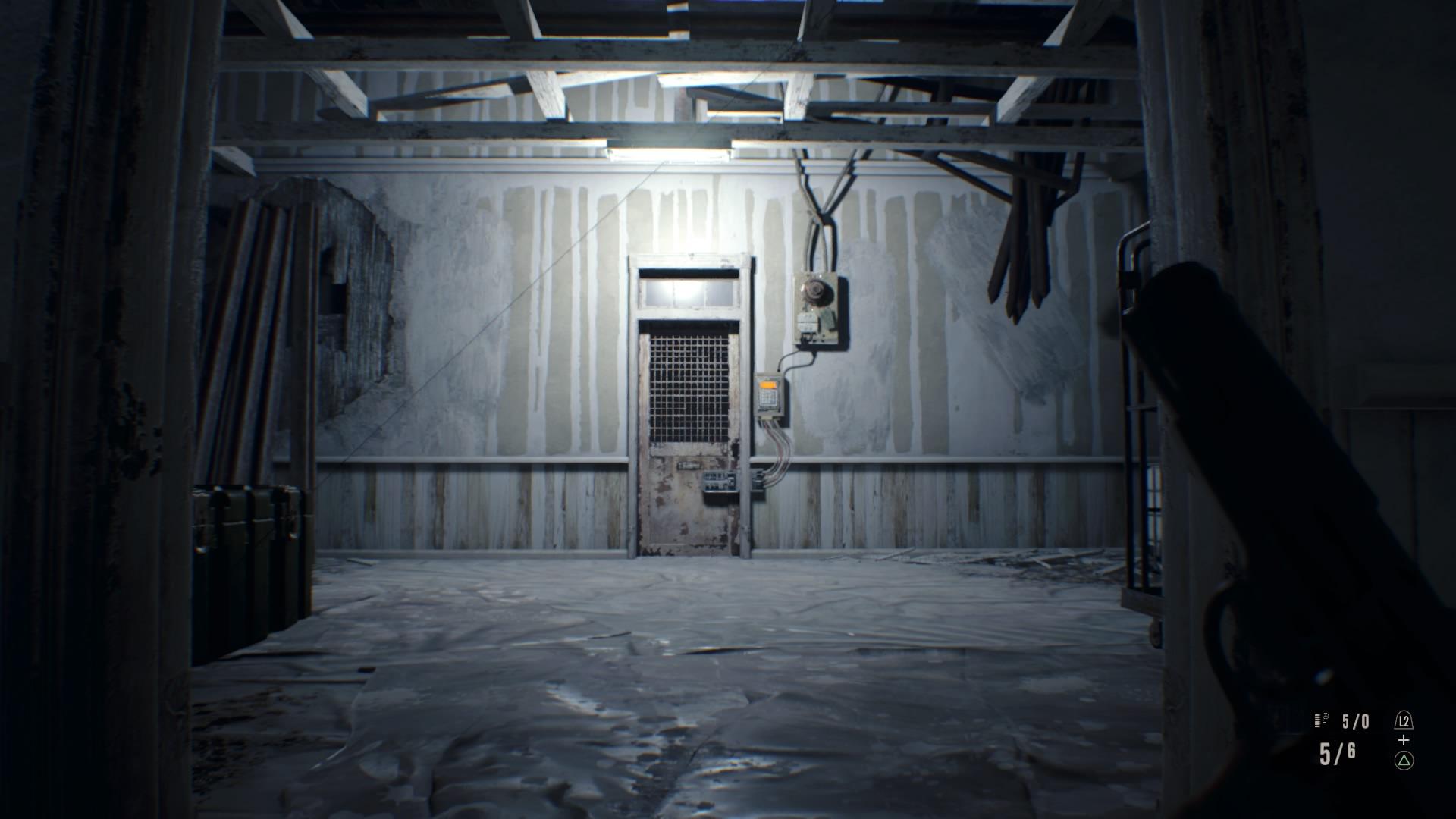 Resident Evil  Where Is Lucas S Room