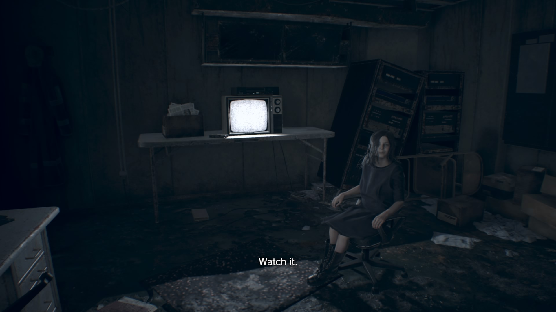 Resident Evil 7 guide and walkthrough 6-1 The wrecked ship ...