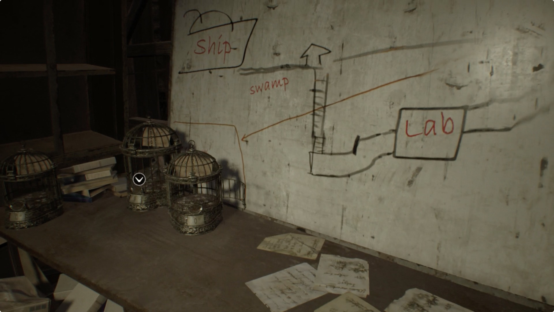 Resident Evil 7 guide and walkthrough 7-1 Into the salt mines ...