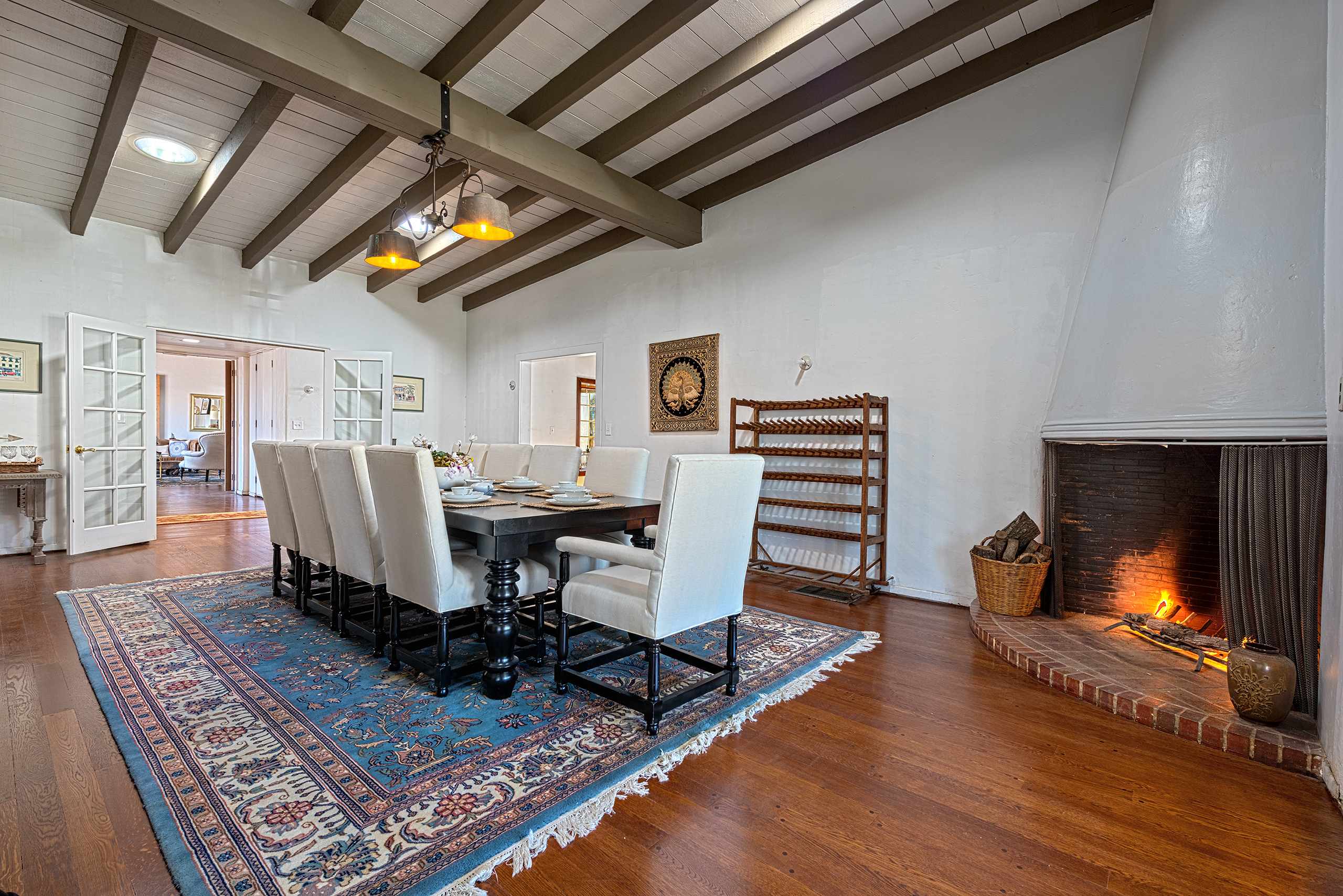 once neglected palm springs hacienda by wallace neff is now a
